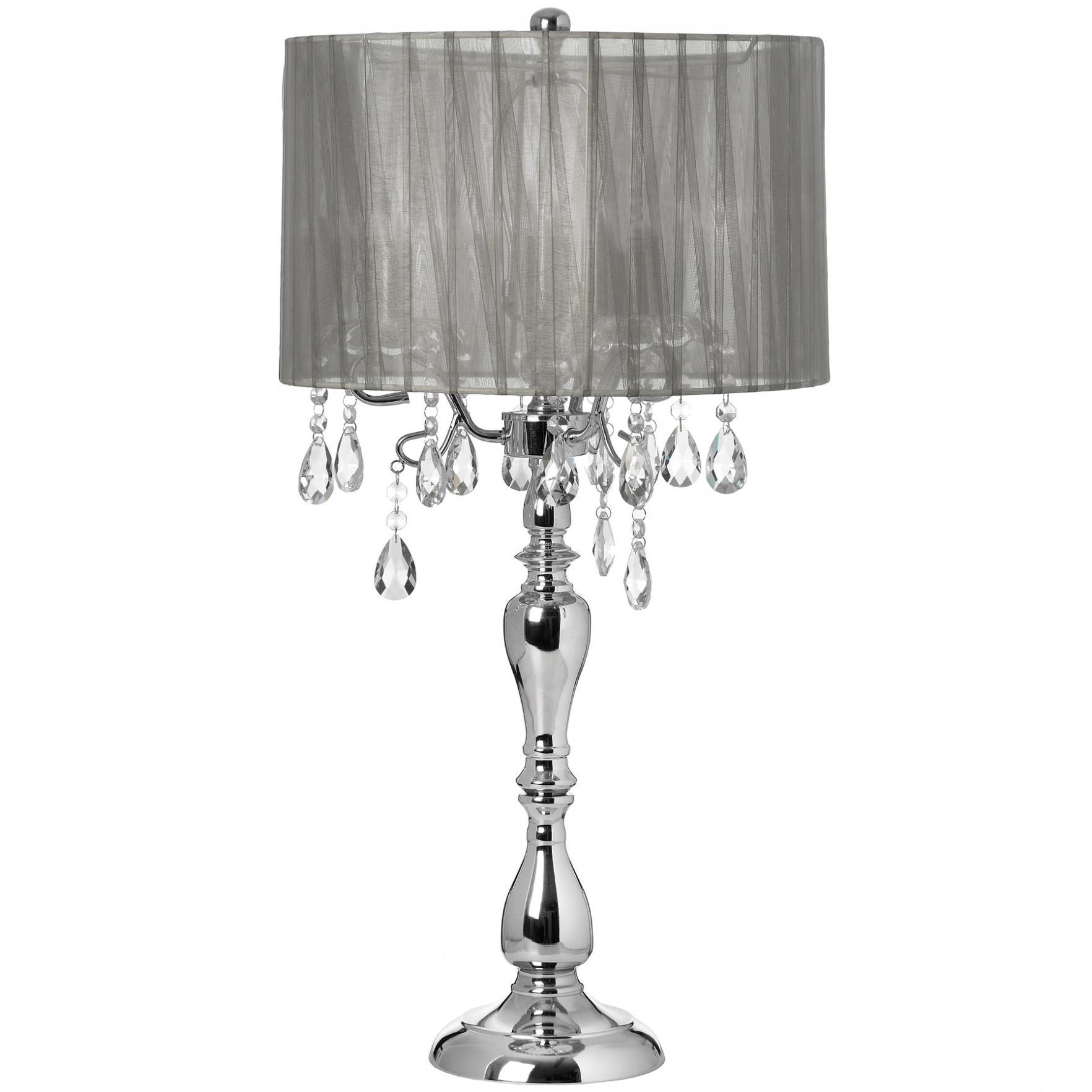 Well Liked Overstock Crystal Chandelier Table Lamps Tags : 59 Capable Crystal Intended For Crystal Table Chandeliers (View 20 of 20)