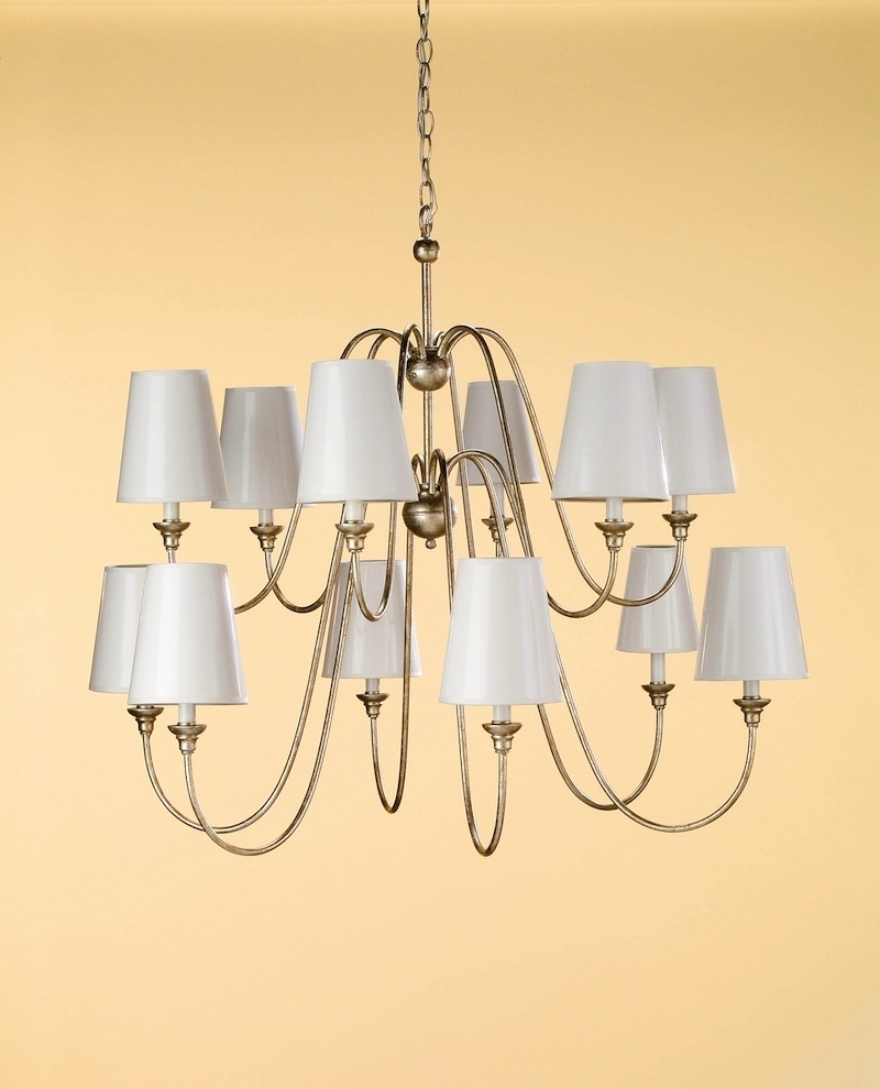 What Is An Empire Lampshade? – Concord Lamp And Shade Throughout Trendy Chandelier Lamp Shades (View 7 of 20)
