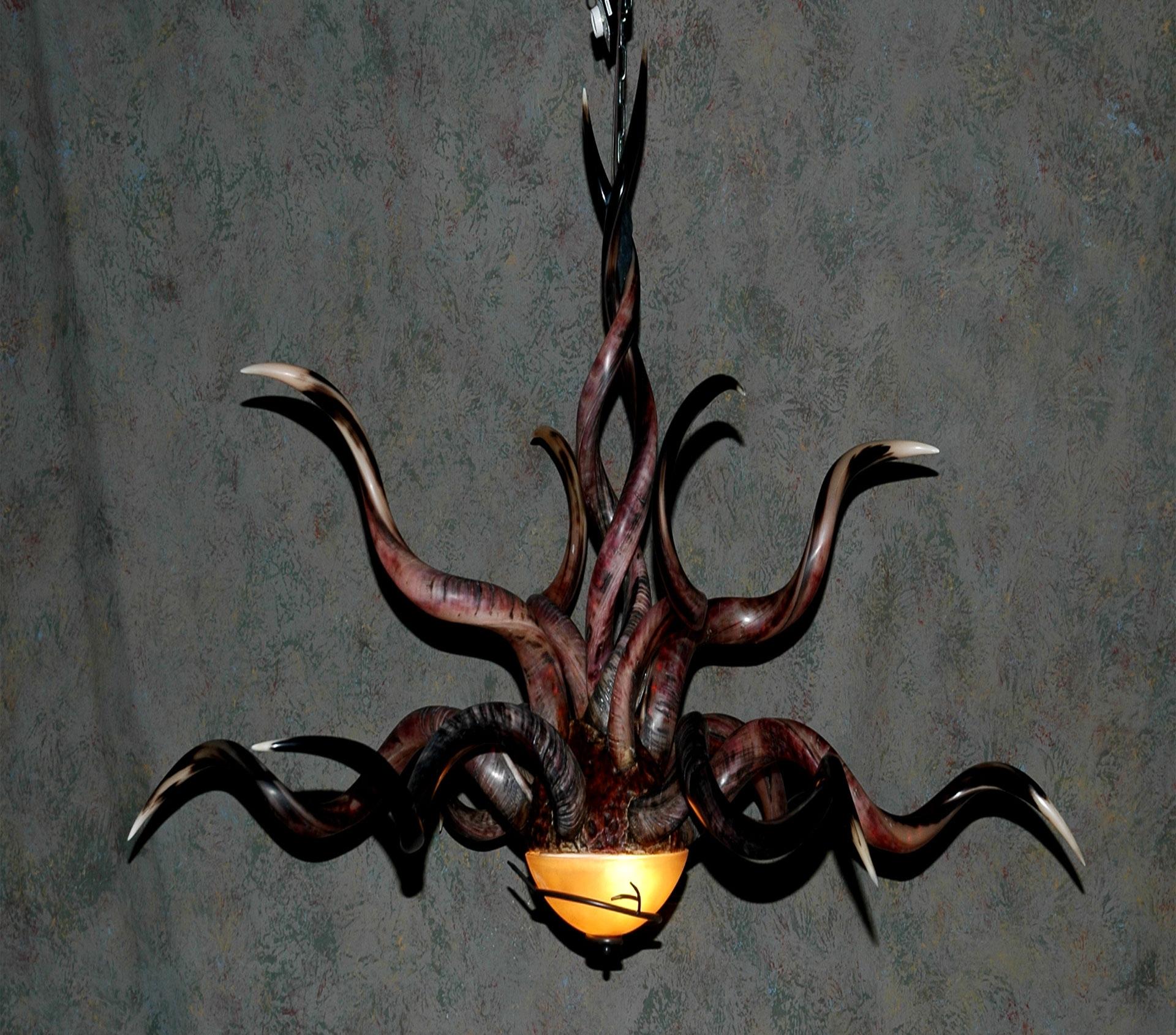 Widely Used Antler Chandeliers, Deer Antler Chandelier, Deer Antler Lamps Intended For Large Antler Chandelier (View 20 of 20)