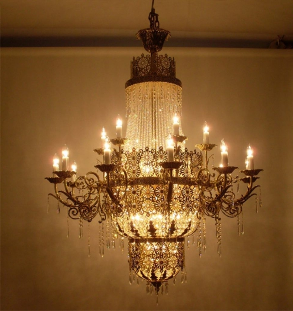 Widely Used Expensive Chandeliers In Chandeliers Design : Fabulous Adorable Antique Chandeliers For Sale (View 10 of 20)