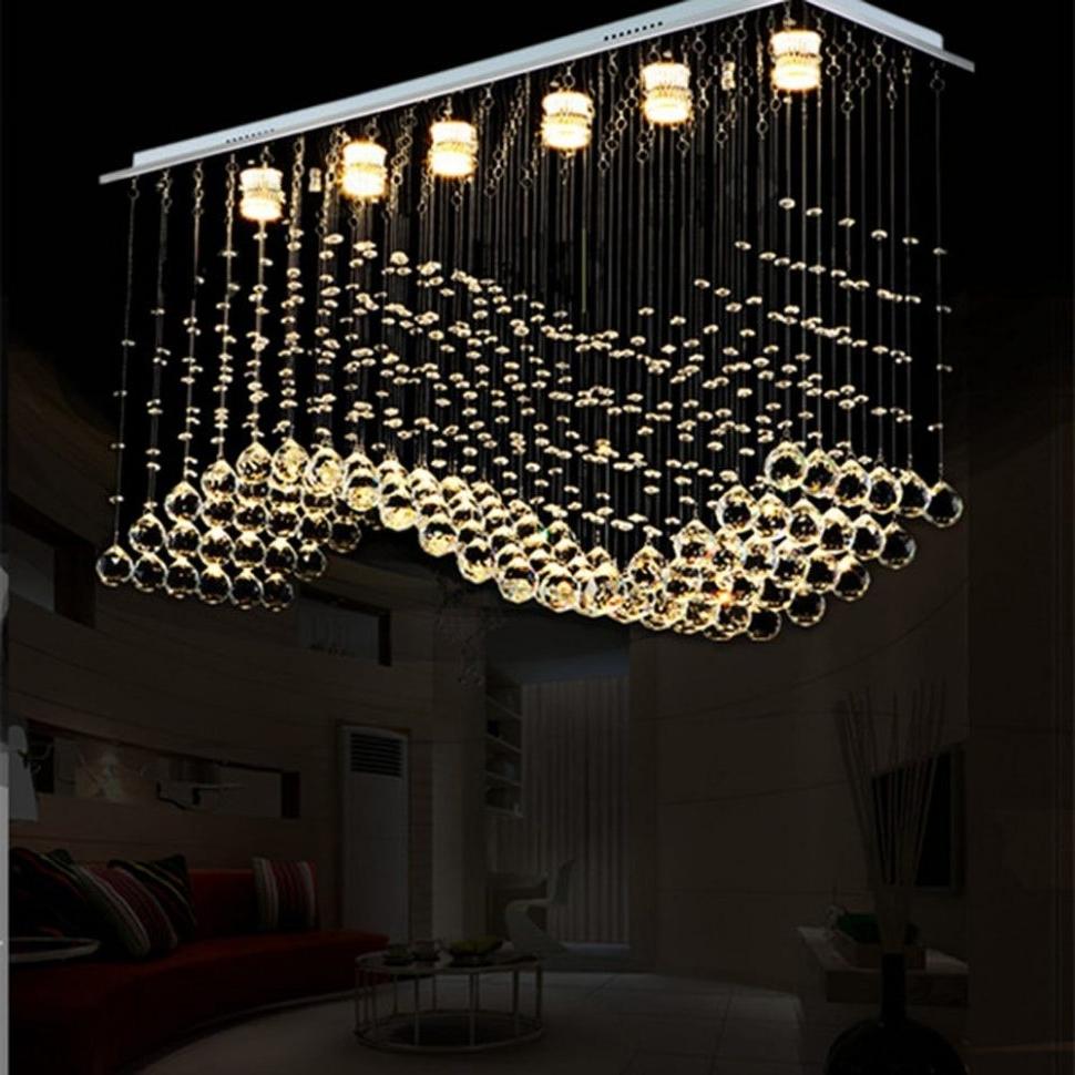 Modern Chandeliers For Low Ceilings