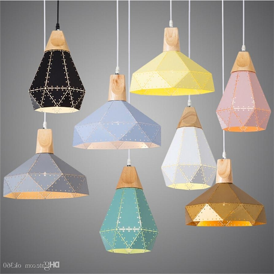 Widely Used Nordic Loft Industrail Laser Cutting Pendant Lamp Bedroom Restaurant Throughout Scandinavian Chandeliers (View 20 of 20)