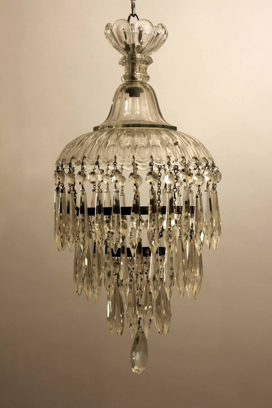 Widely Used Pair Of Edwardian Chandeliers (View 12 of 20)