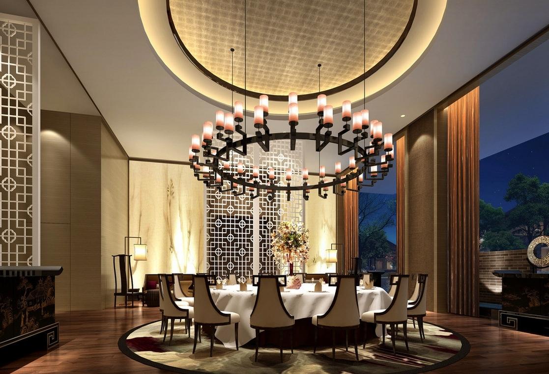 Featured Photo of Restaurant Chandelier