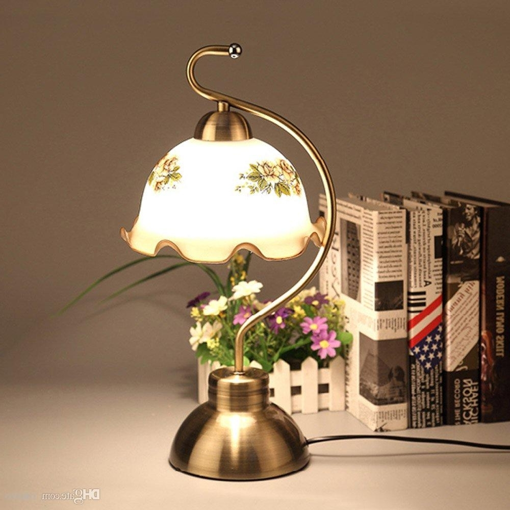 2018 Bronze Metal Study Room Table Lights European Vintage Living Throughout 2018 Vintage Living Room Table Lamps (View 11 of 20)