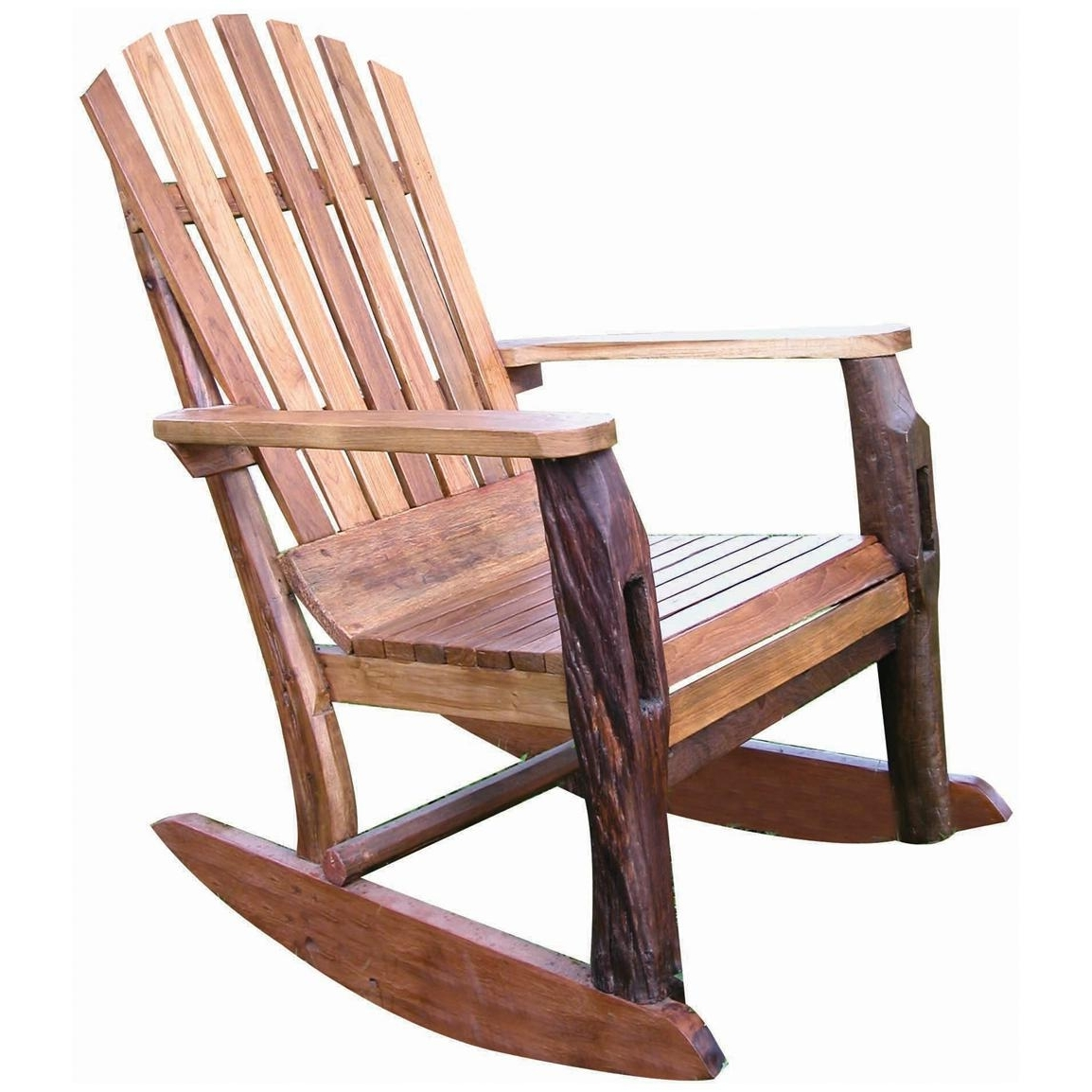 2018 Cozy Inspiration Outdoor Wooden Rocking Chairs Plans For Chair Large With Regard To Wooden Patio Rocking Chairs (View 1 of 20)