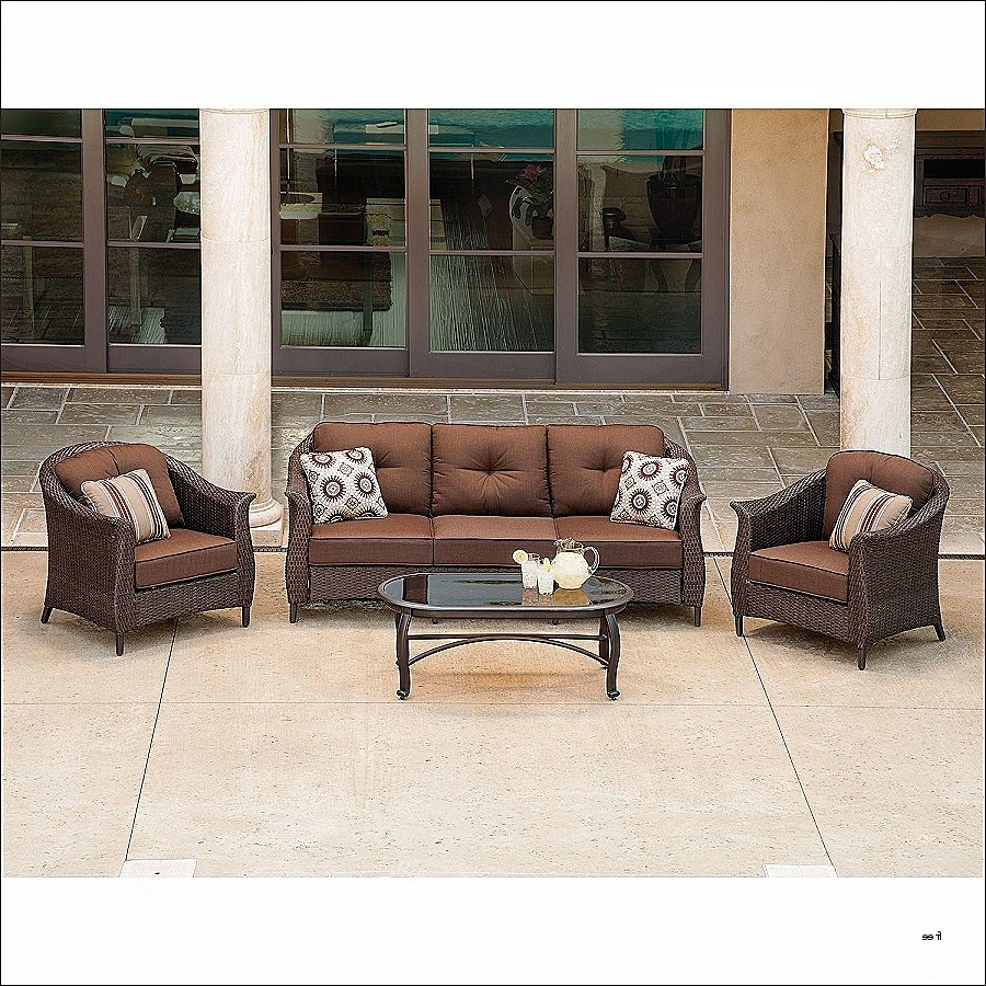 2018 Lazy Boy Patio Conversation Sets Regarding Fire Pit (View 20 of 20)