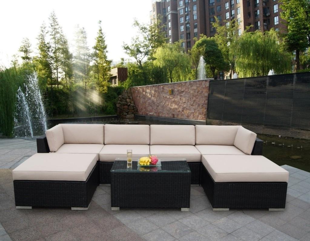 2018 Sunbrella Patio Conversation Sets Inside Beautiful Sunbrella Outdoor Furniture (View 2 of 20)