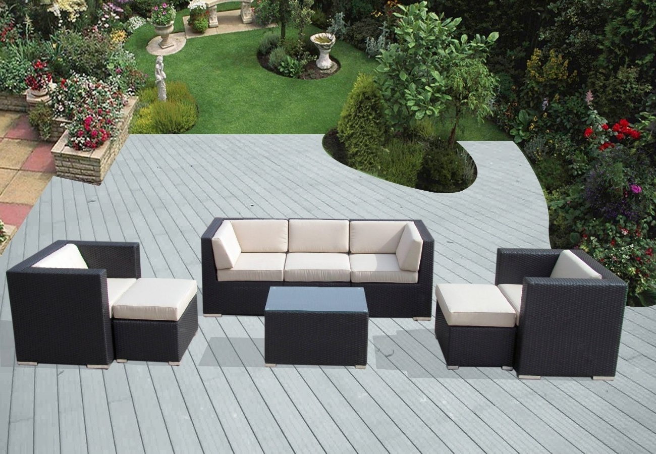 2018 Wayfair Patio Furniture Couch Set Aluminum Sets With Outdoor Intended For Wayfair Outdoor Patio Conversation Sets (View 7 of 20)
