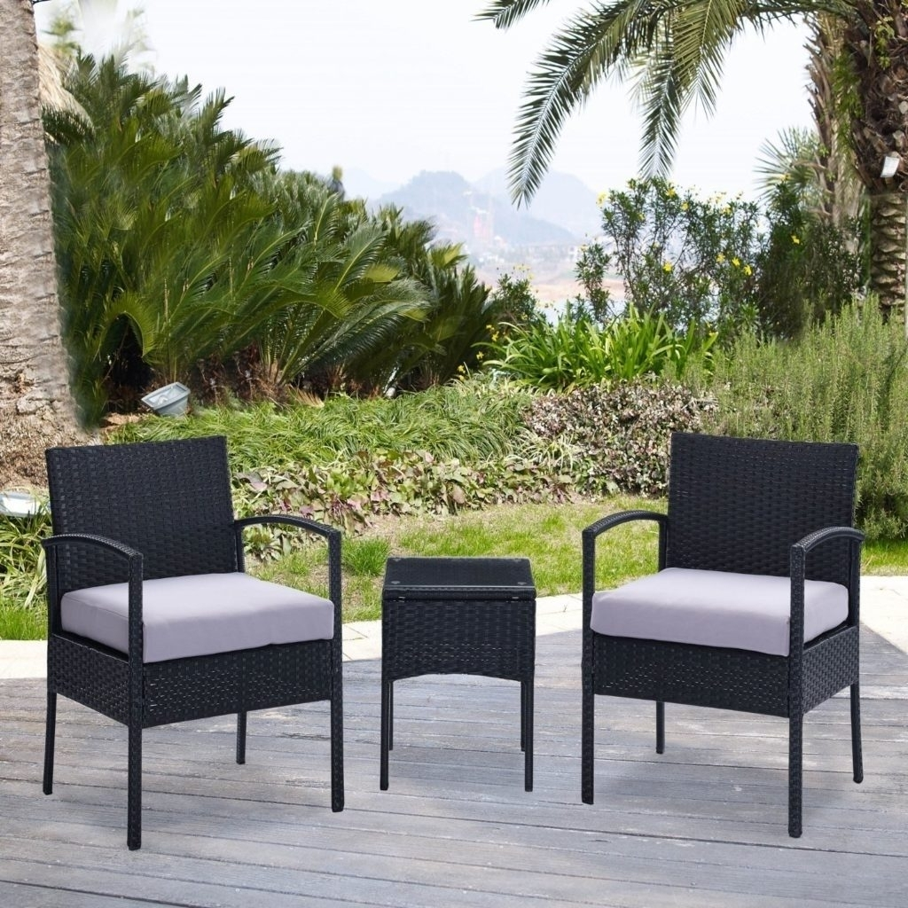 20 Best Collection Of Patio Conversation Sets Under 200