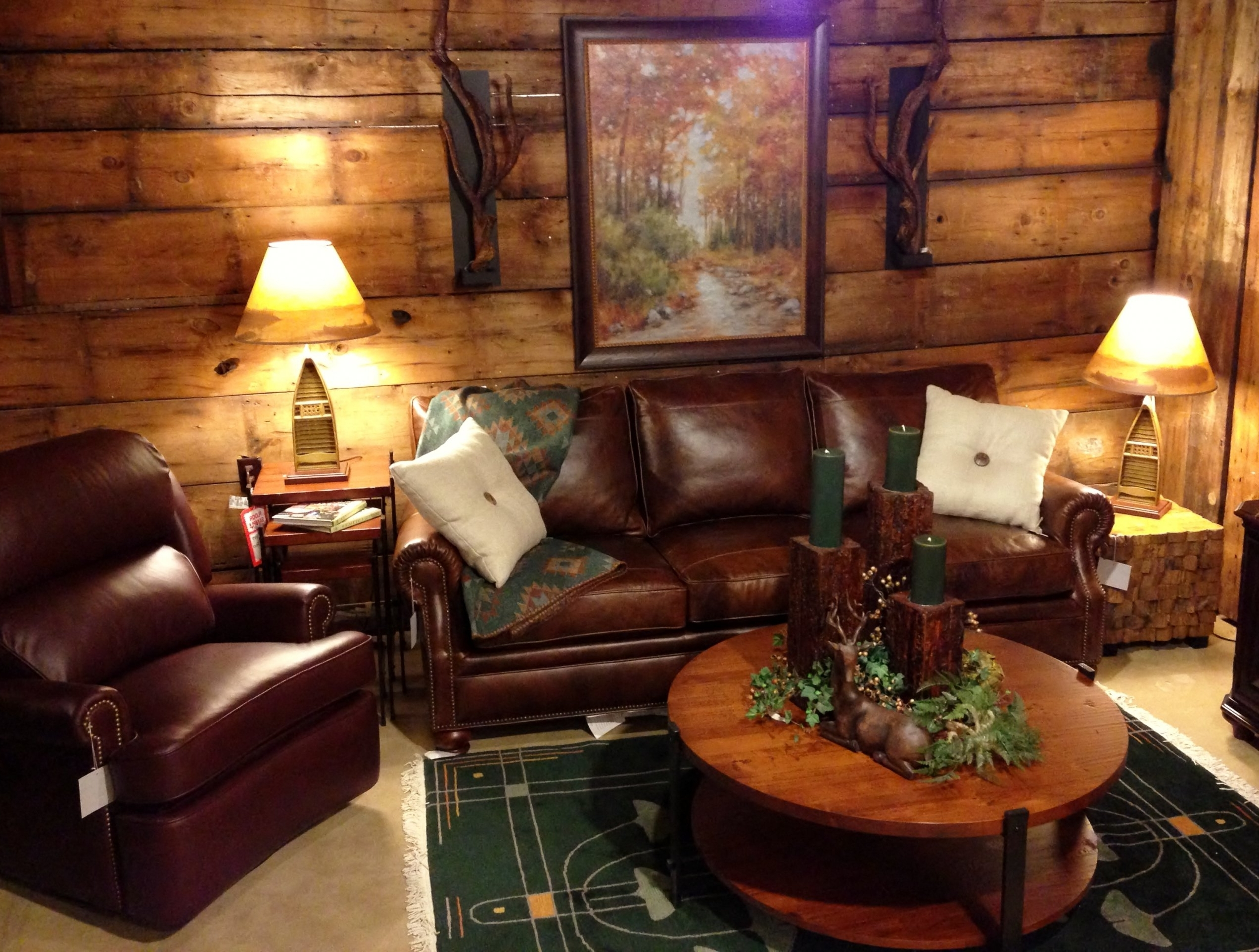 2019 Country Living Room Table Lamps With Rustic Living Room Table Lamps (View 8 of 20)