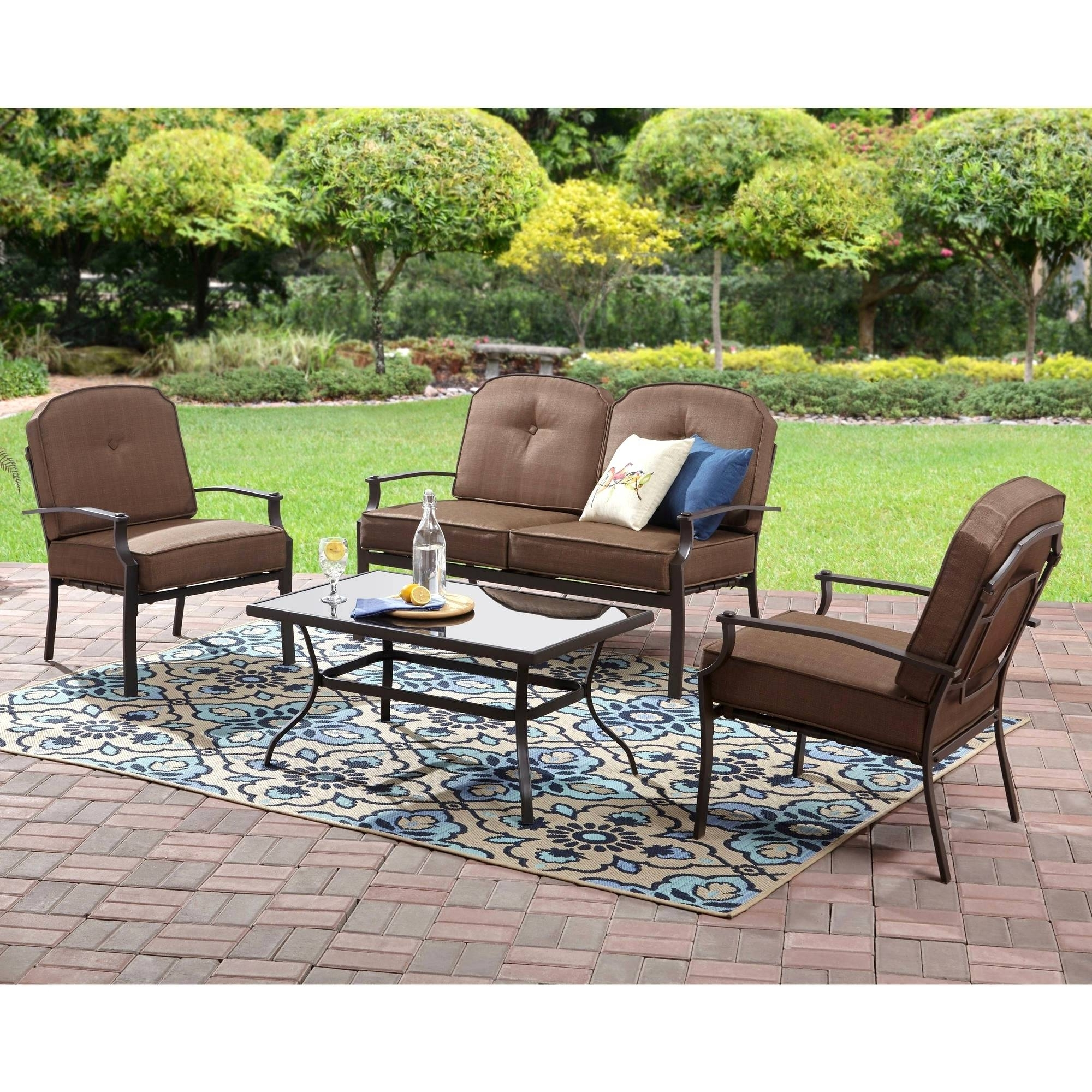 2019 Inexpensive Patio Conversation Sets Inside Outdoor : Outdoor Patio Clearance Inexpensive Patio Sets Patio (View 1 of 20)