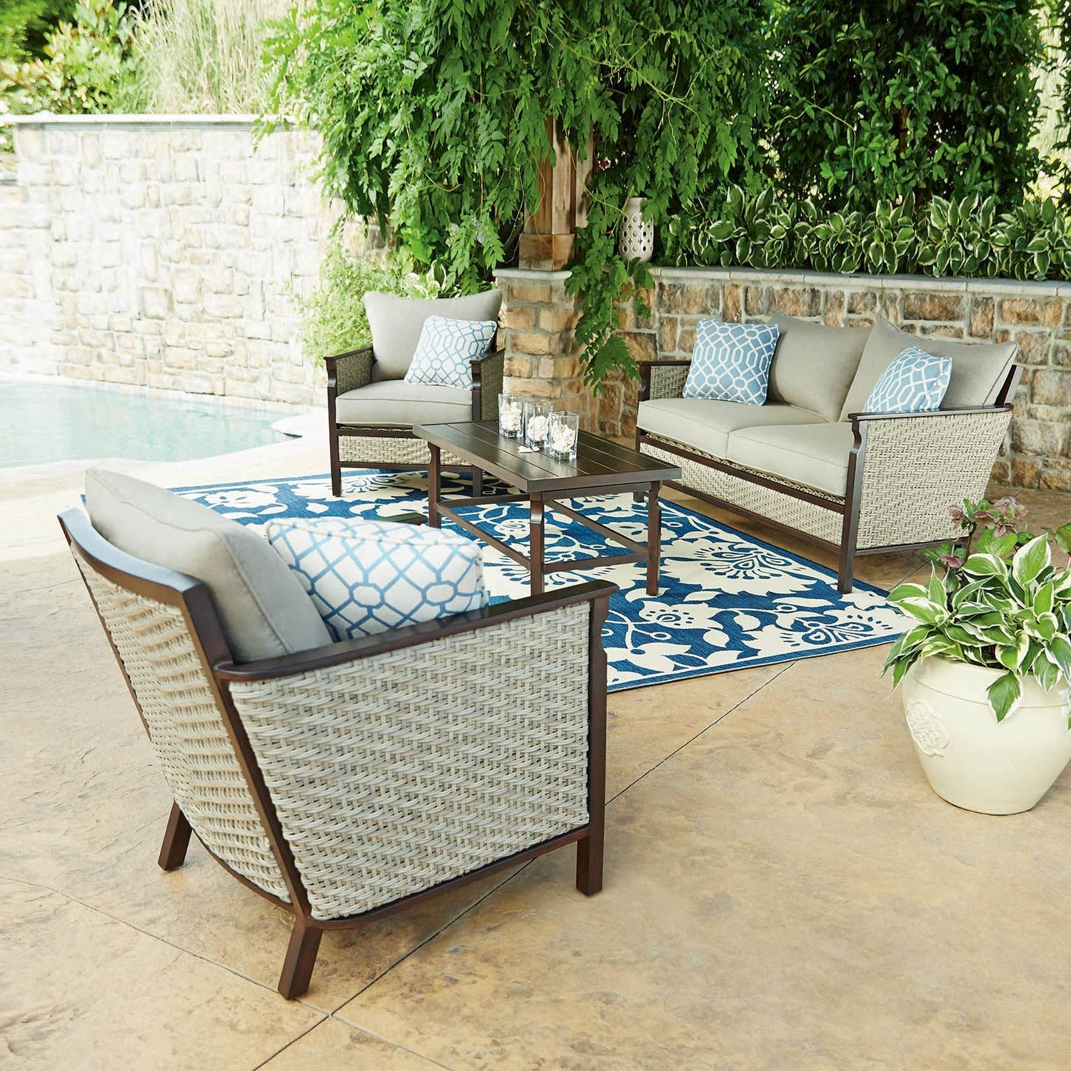 2019 Lounge Chair Ideas ~ Lounge Chair Ideas Sams Club Pool Chairs Patio Within Patio Conversation Sets At Sam's Club (View 2 of 20)