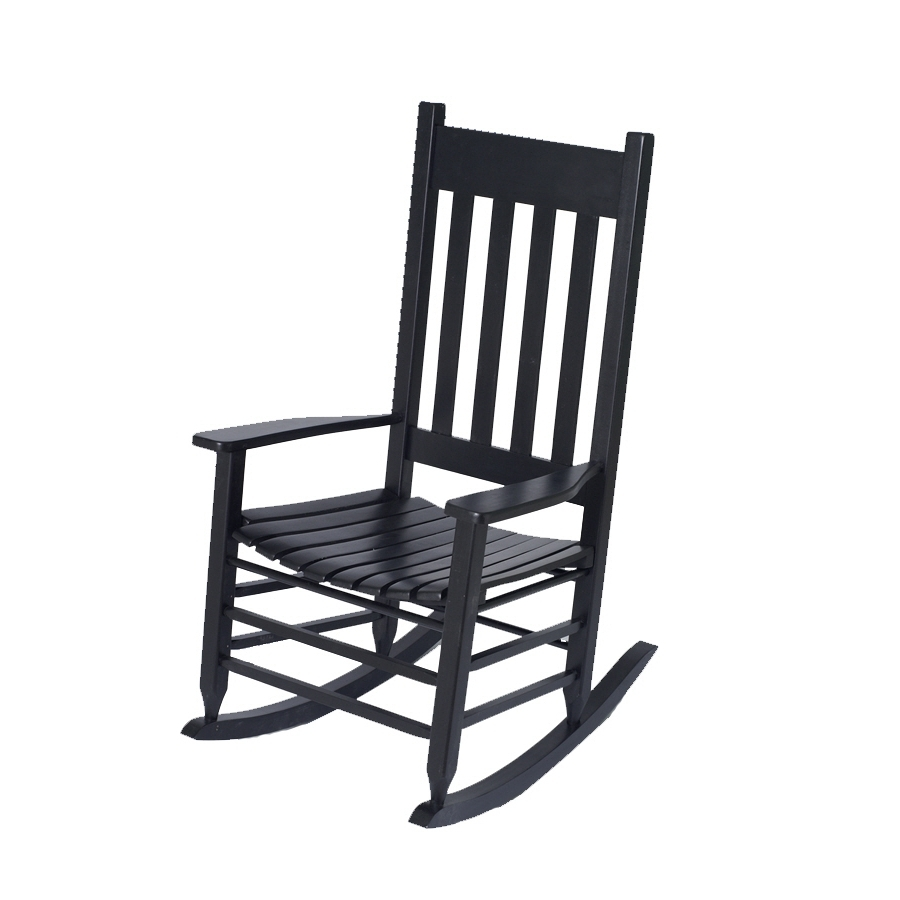 2019 Lowes Rocking Chairs Regarding Shop Garden Treasures Patio Rocking Chair At Lowes (View 1 of 20)