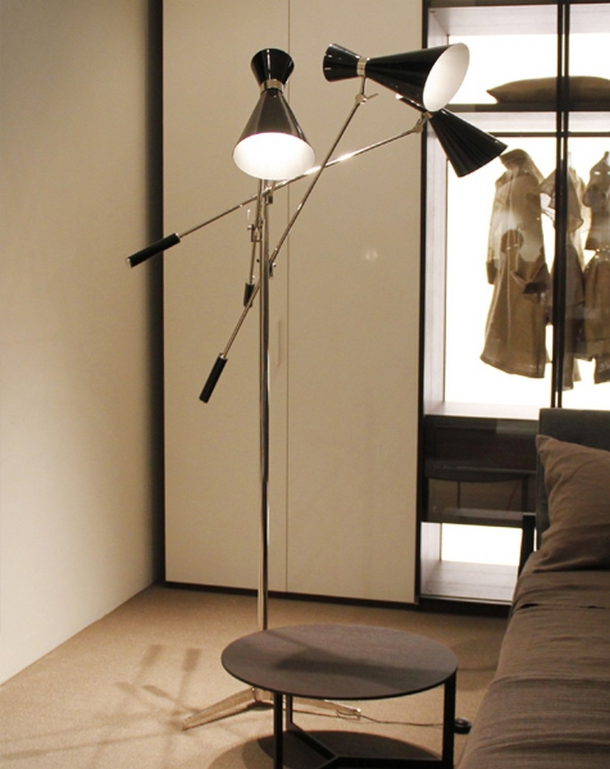 2019 Modern Floor Lamps For An Amazing Bedroom – Bedroom Ideas In Unique Table Lamps Living Room (View 17 of 20)