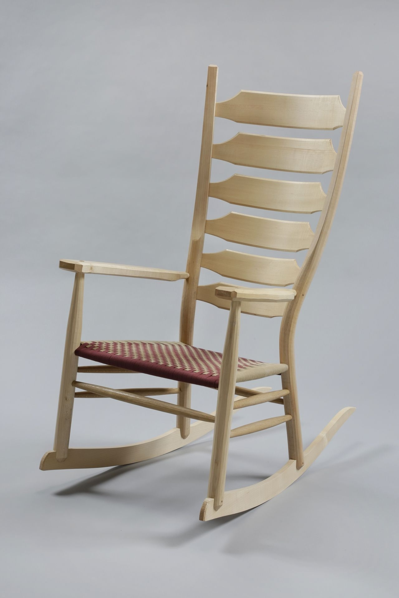 2019 Our Greenwood Rocking Chair Is A Classic Post And Rung Chair Grown In Rocking Chairs With Lumbar Support (View 7 of 20)
