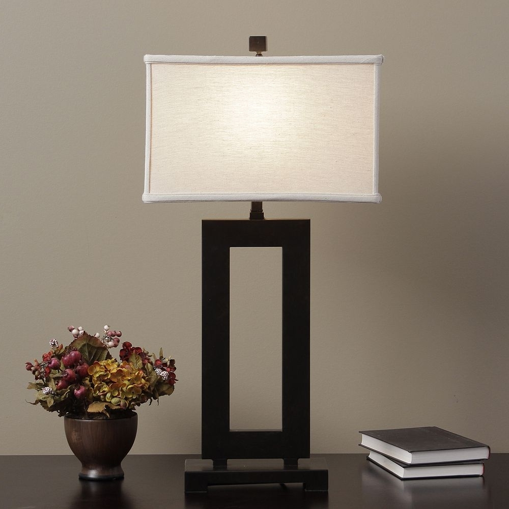 Featured Photo of Overstock Living Room Table Lamps