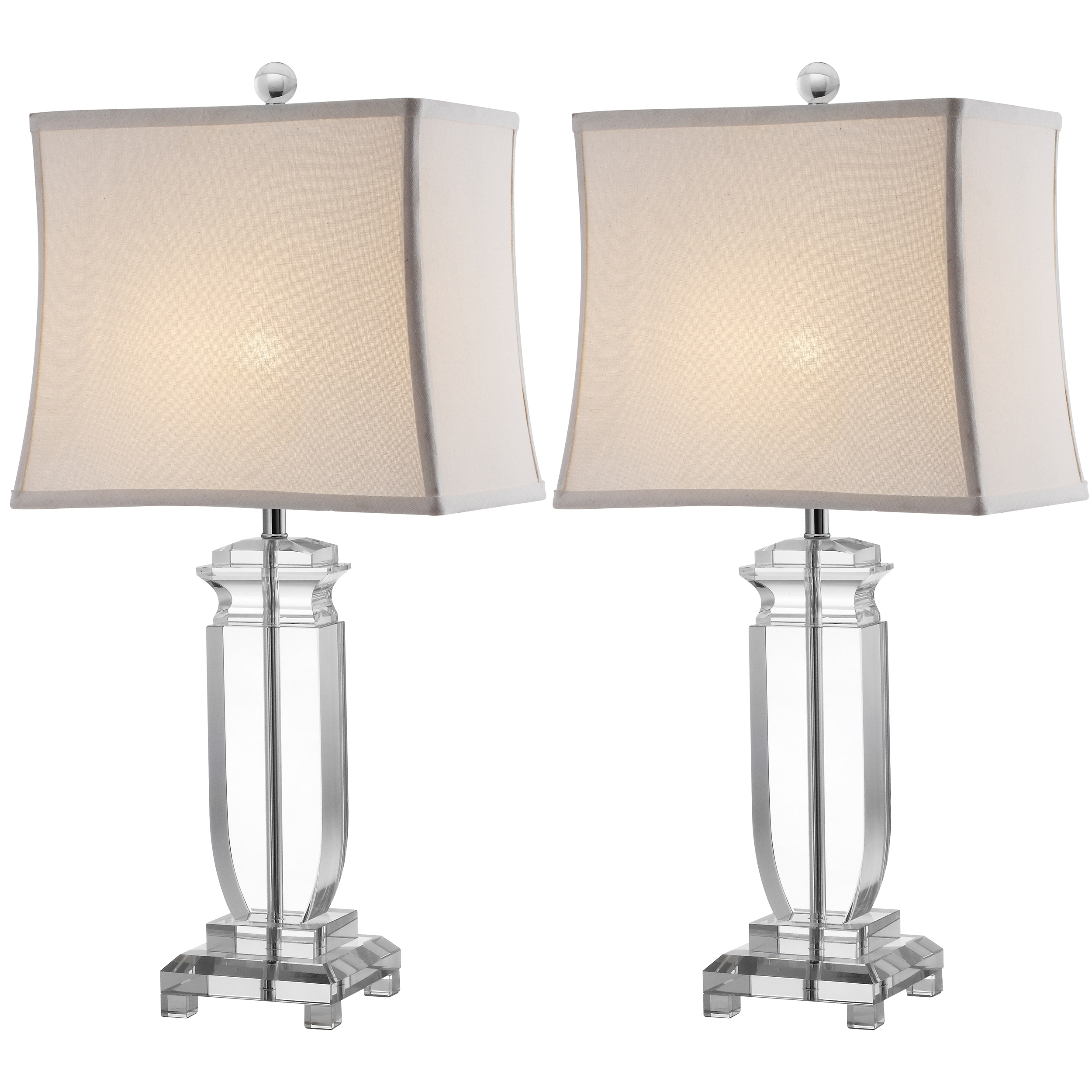 Featured Photo of Silver Table Lamps For Living Room