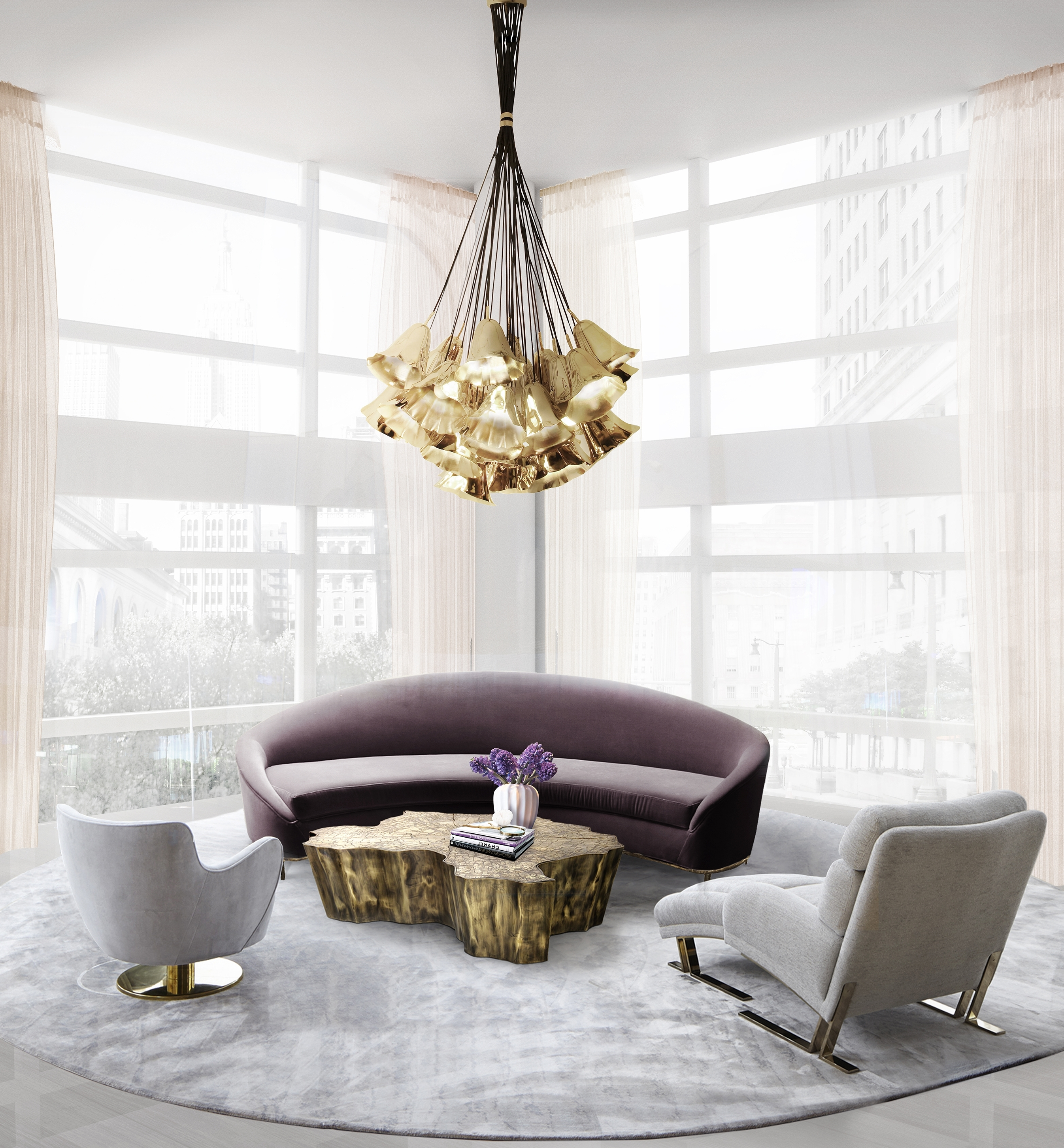 8 Decorating Ideas To Improve Your Living Room Design For Most Popular Luxury Living Room Table Lamps (View 10 of 20)