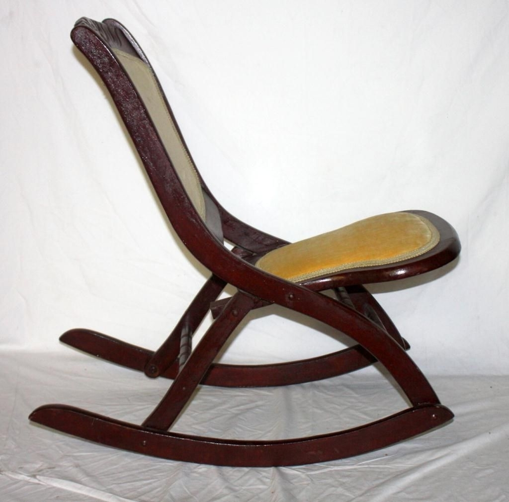 A Few Of My Throughout Antique Rocking Chairs (View 3 of 20)