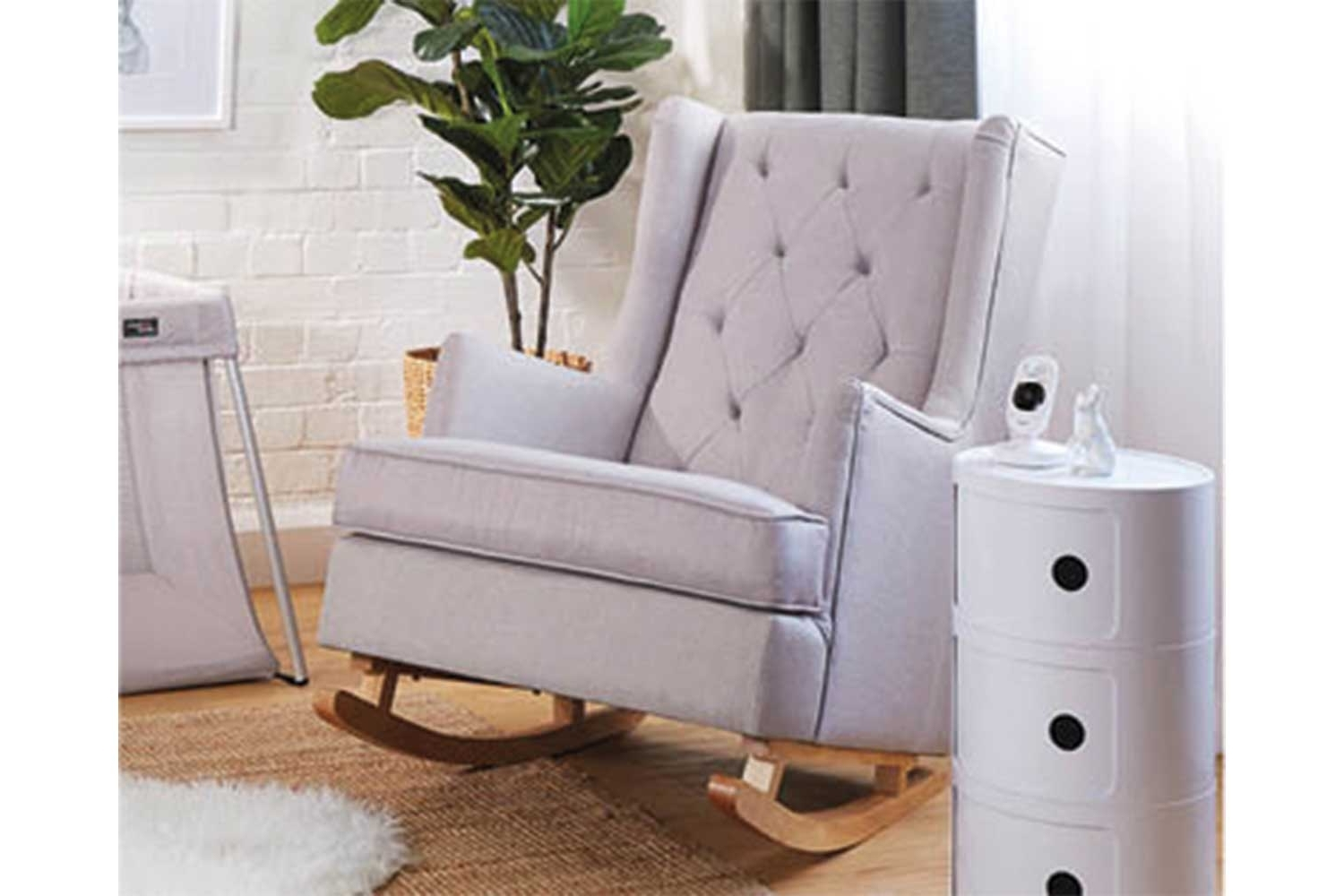 Aldi's Rocking Chair Sells Out In One Minute (Gallery 20 of 20)