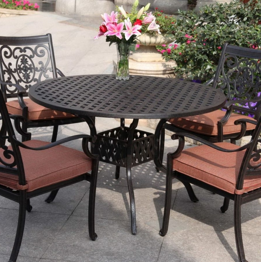 Amusing Patio Table Set Clearance 21 Mesmerizing Black Design With Regard To Current Patio Conversation Dining Sets (Gallery 12 of 20)