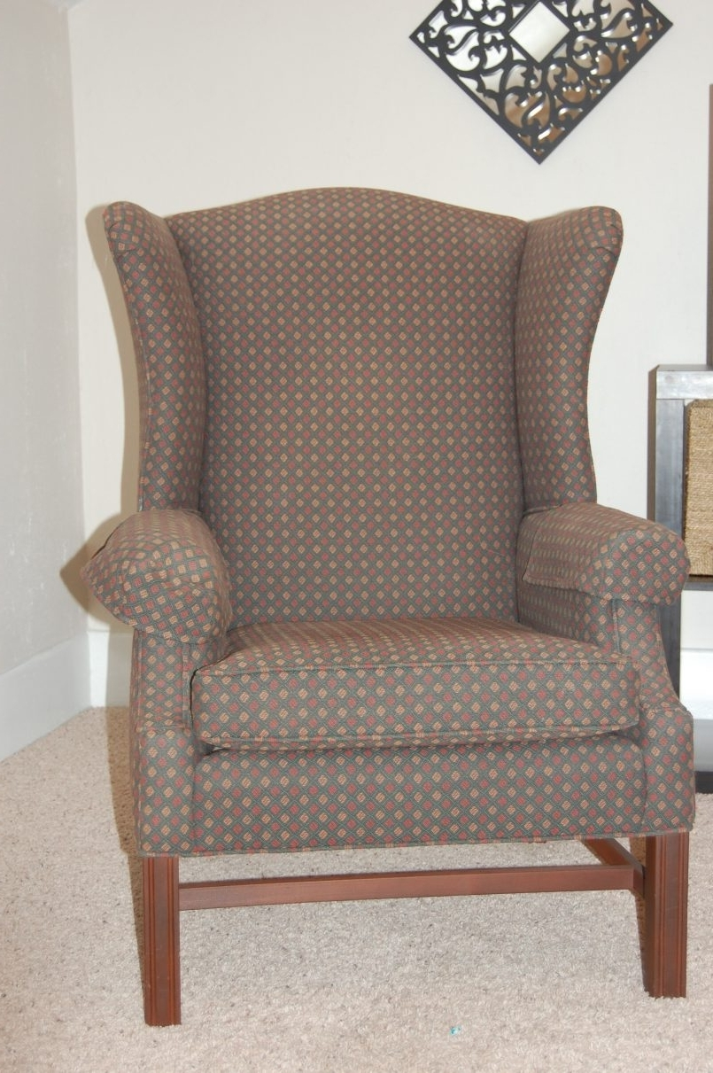 Antique Rocking Chairs Wingback Rocker & Recliner Wingback For Rocking Chairs At Wayfair (View 11 of 20)