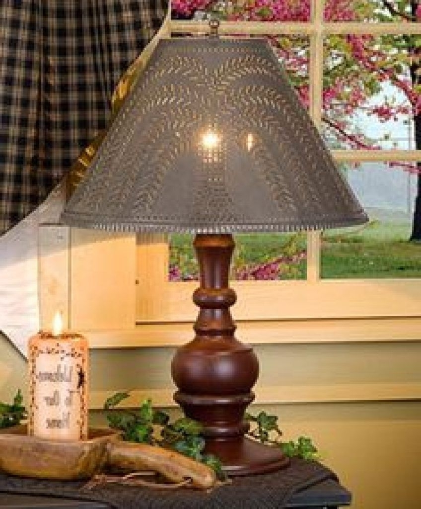 Attractive Country Table Lamps Living Room On Unique Henry Lamp Regarding Favorite Country Living Room Table Lamps (Gallery 7 of 20)