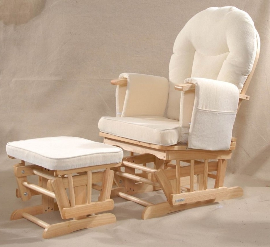Baby Nursery Delightful Image Of Furniture For Baby Nursery Room Pertaining To Famous Rocking Chairs For Baby Room (View 3 of 20)