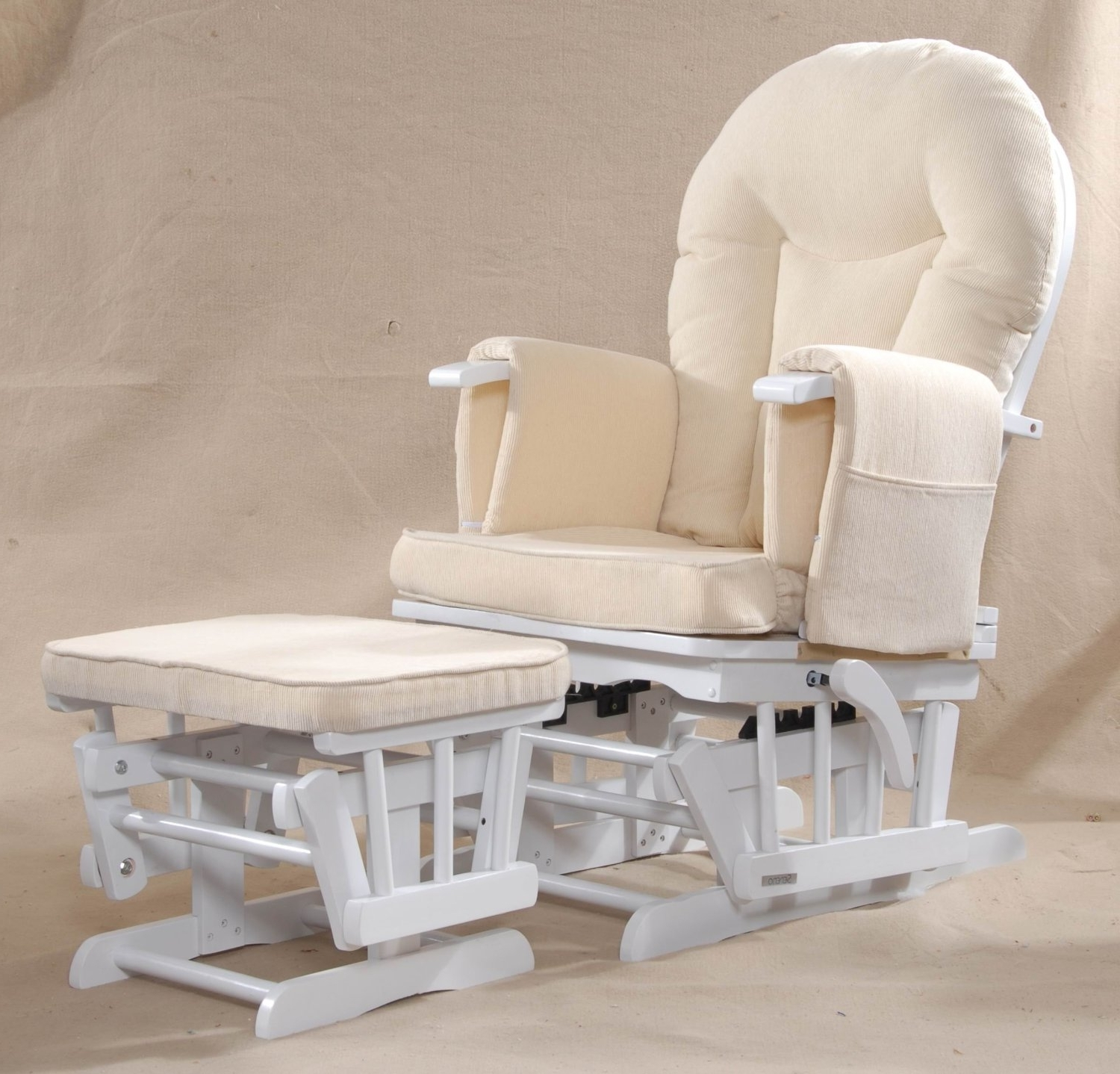 Bedroom : Nursery Rocking Chair Nursing Chair Glider Rocker Baby Inside Well Liked Rocking Chairs For Nursing (View 2 of 20)
