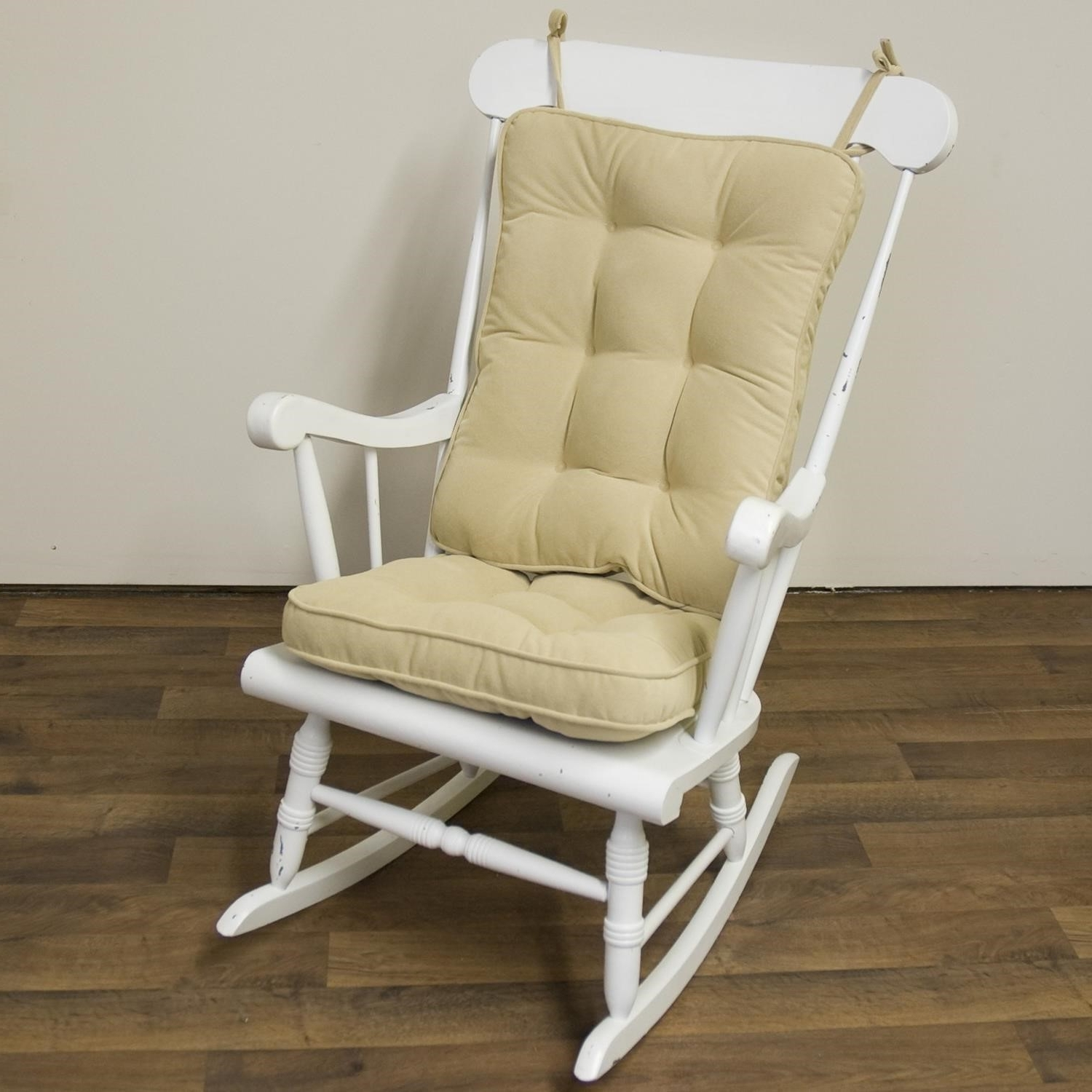 Bedroom: Outstanding Design Of Rocking Chair Cushions For Nursery With Regard To Trendy Rocking Chairs With Cushions (View 6 of 20)