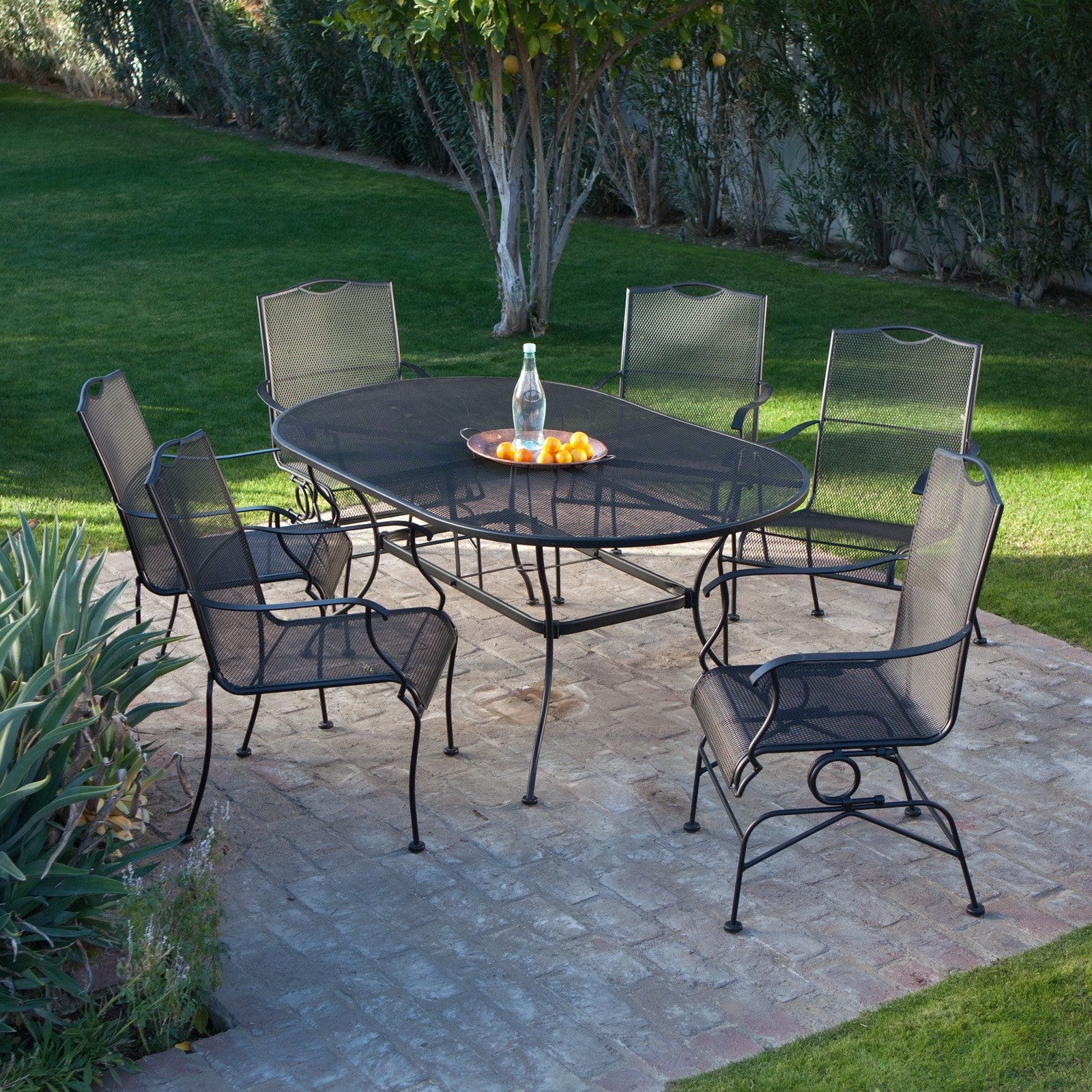 Featured Photo of Iron Patio Conversation Sets