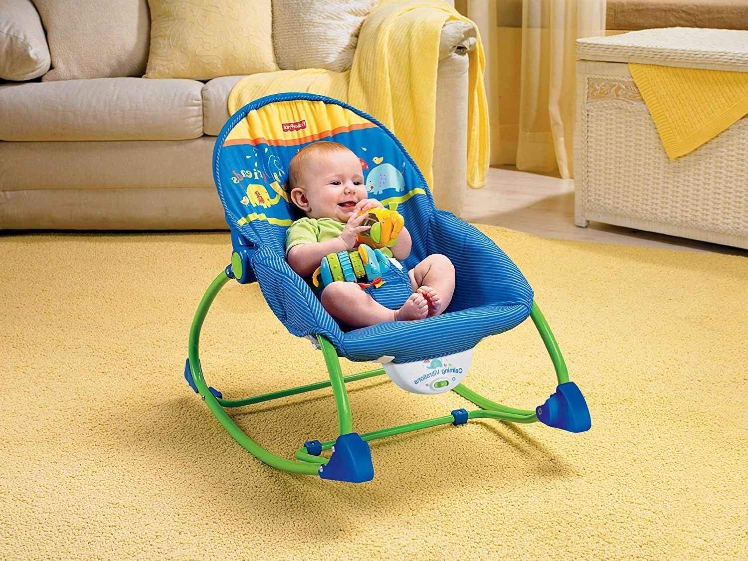 Featured Photo of Rocking Chairs For Babies