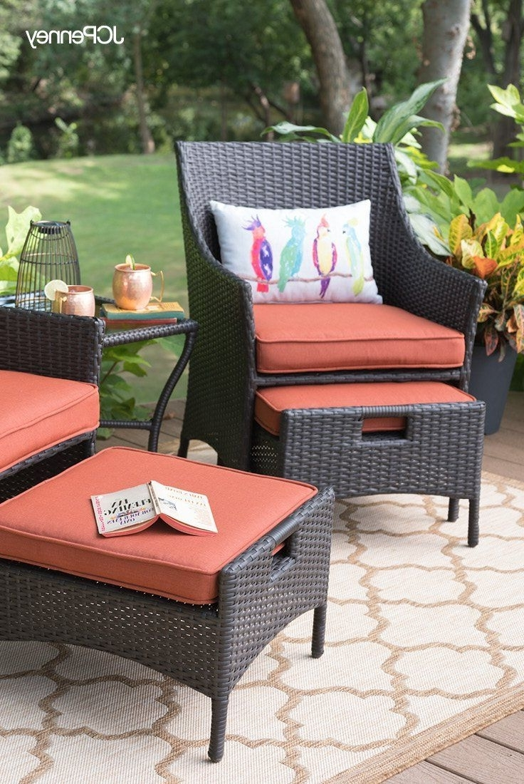 Best And Newest Patio Conversation Sets For Small Spaces With Need Modern Outdoor Furniture For Your Small Space? Meet The Outdoor (View 2 of 20)