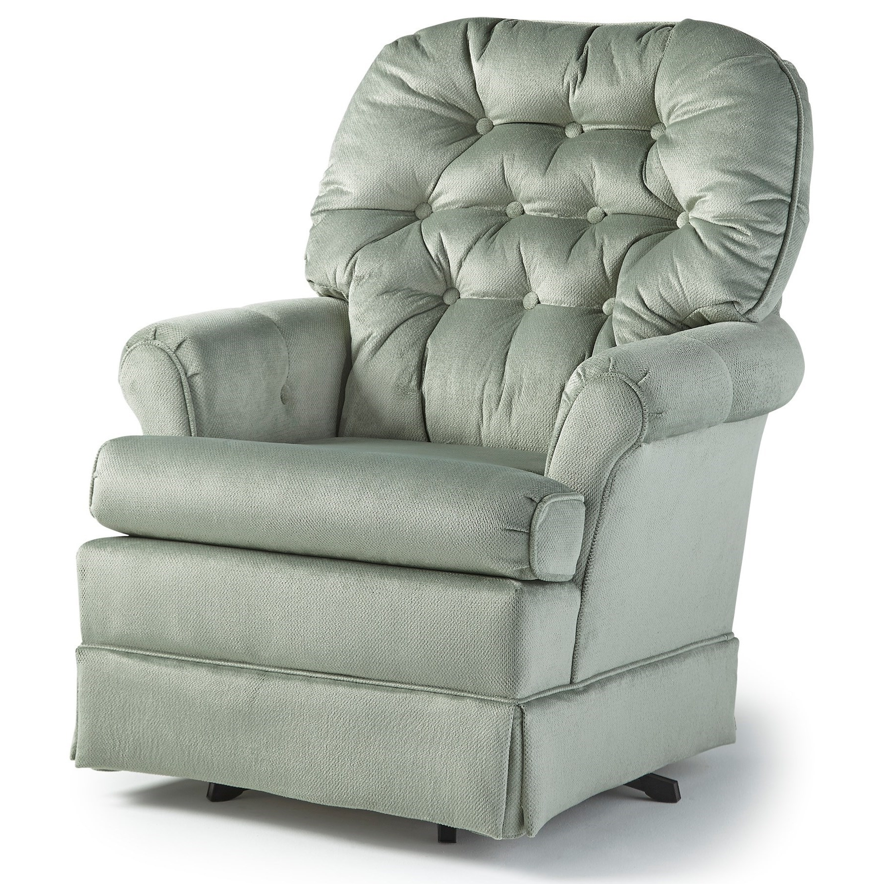 Best Home Furnishings Swivel Glide Chairs 1559 Marla Swivel Rocker In Popular Swivel Rocking Chairs (View 2 of 20)