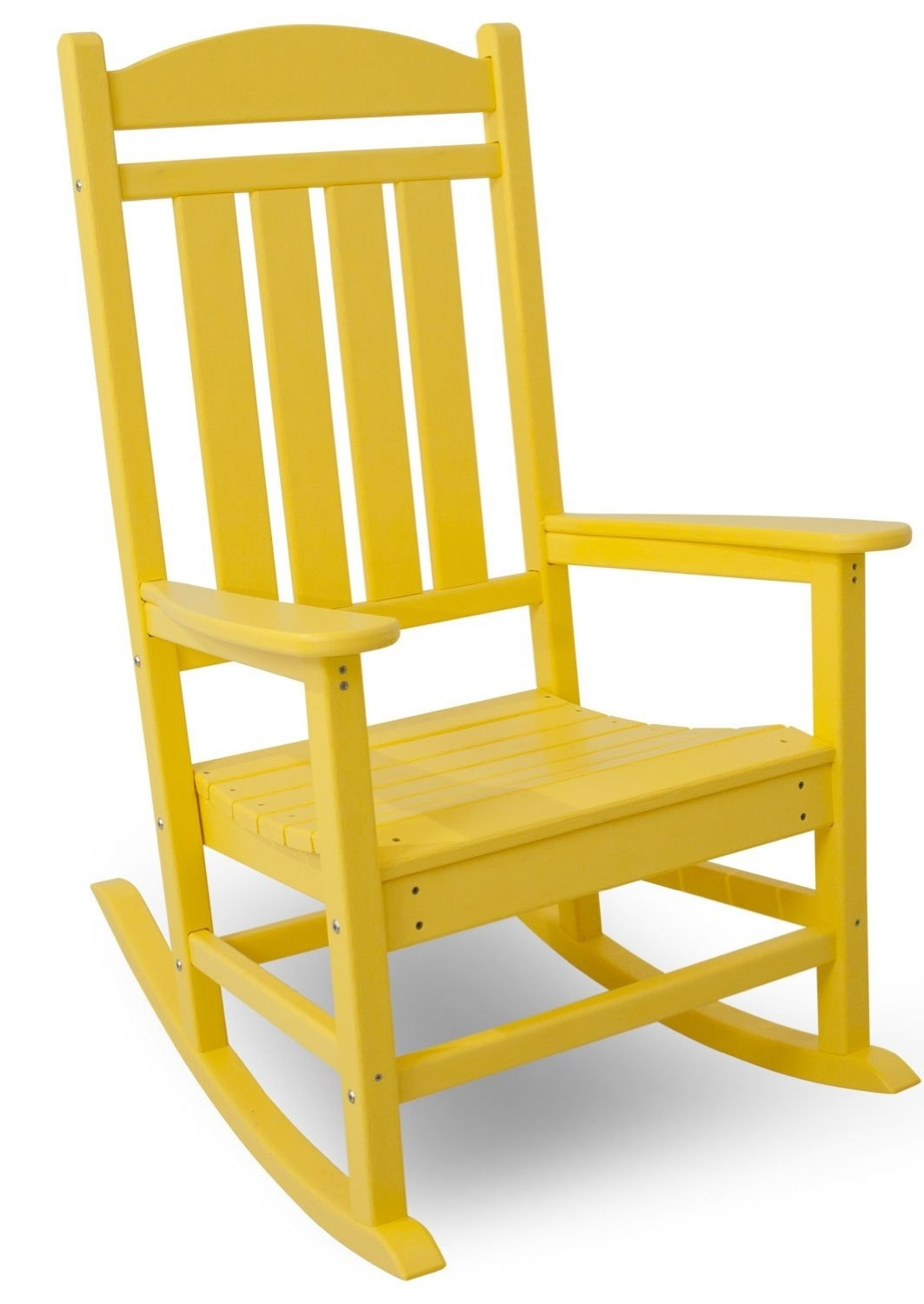 Best Yellow Rocking Chair Review (View 2 of 20)