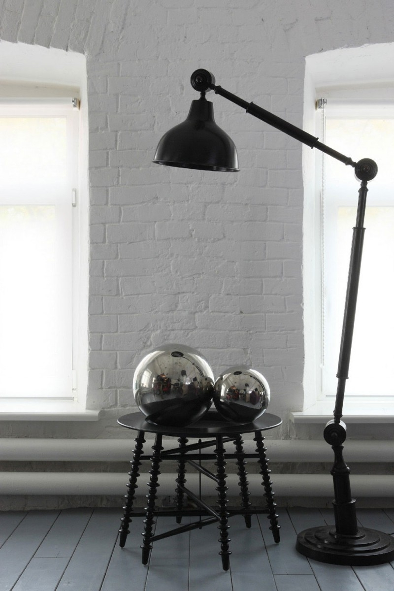 Big Living Room Table Lamps Inside Widely Used Light : Great Floor Lamps. Pole Lamp With Reading Light (View 4 of 20)