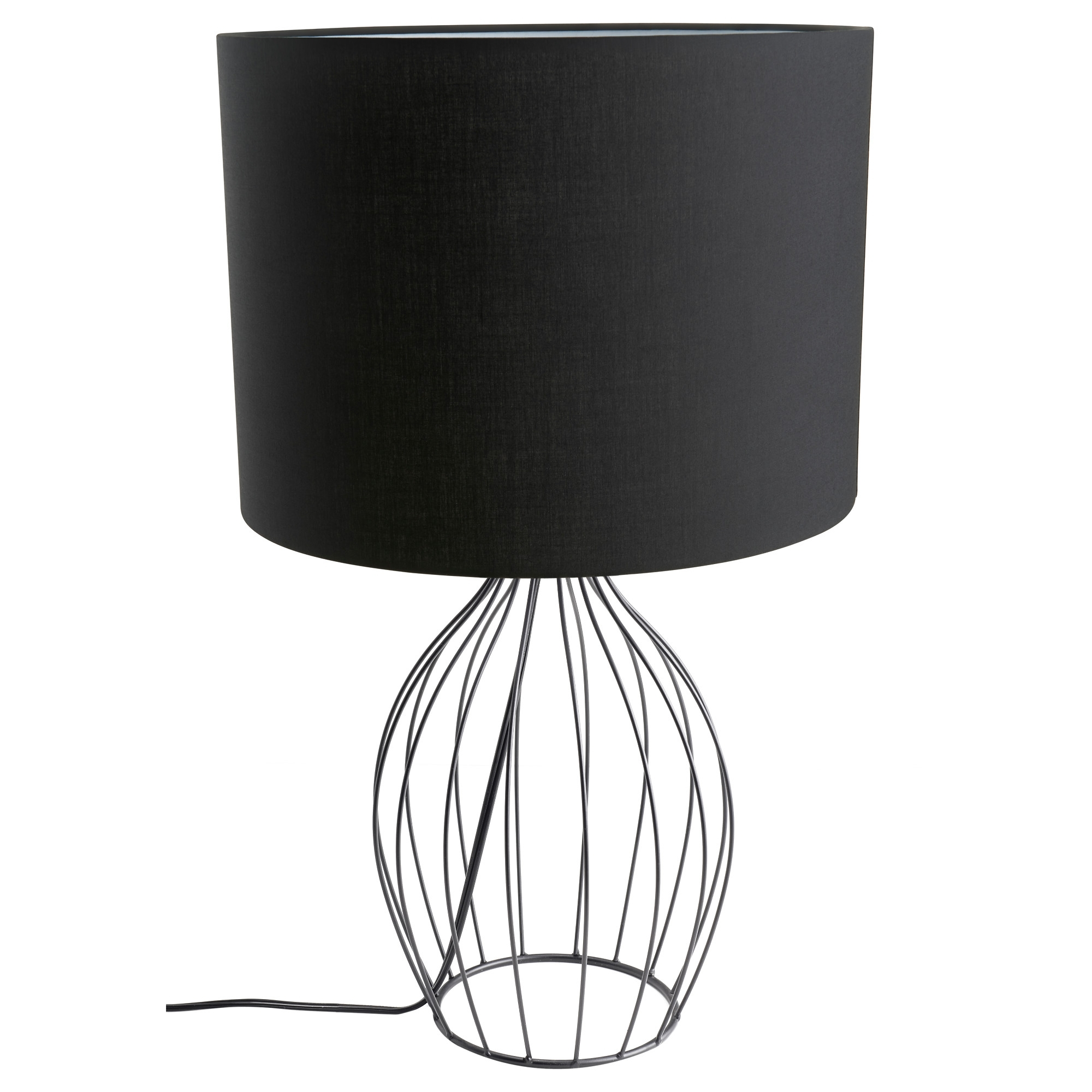 Black Living Room Table Lamps For Well Liked Top 68 Supreme Nightstand Lamps Unique Table Grey Bedside Black (View 2 of 20)
