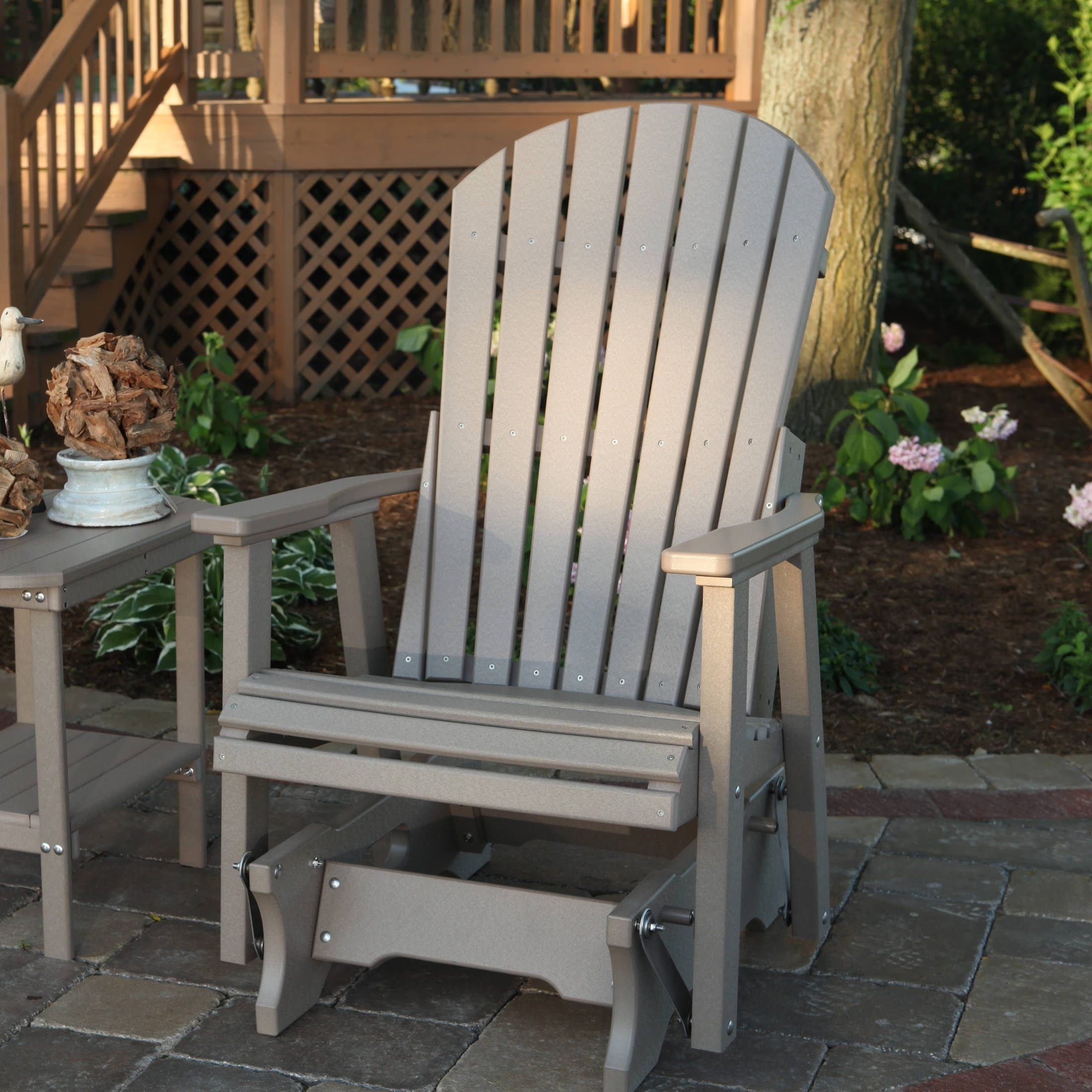 Buy Poly Lumber & Polywood Gliders (View 9 of 20)