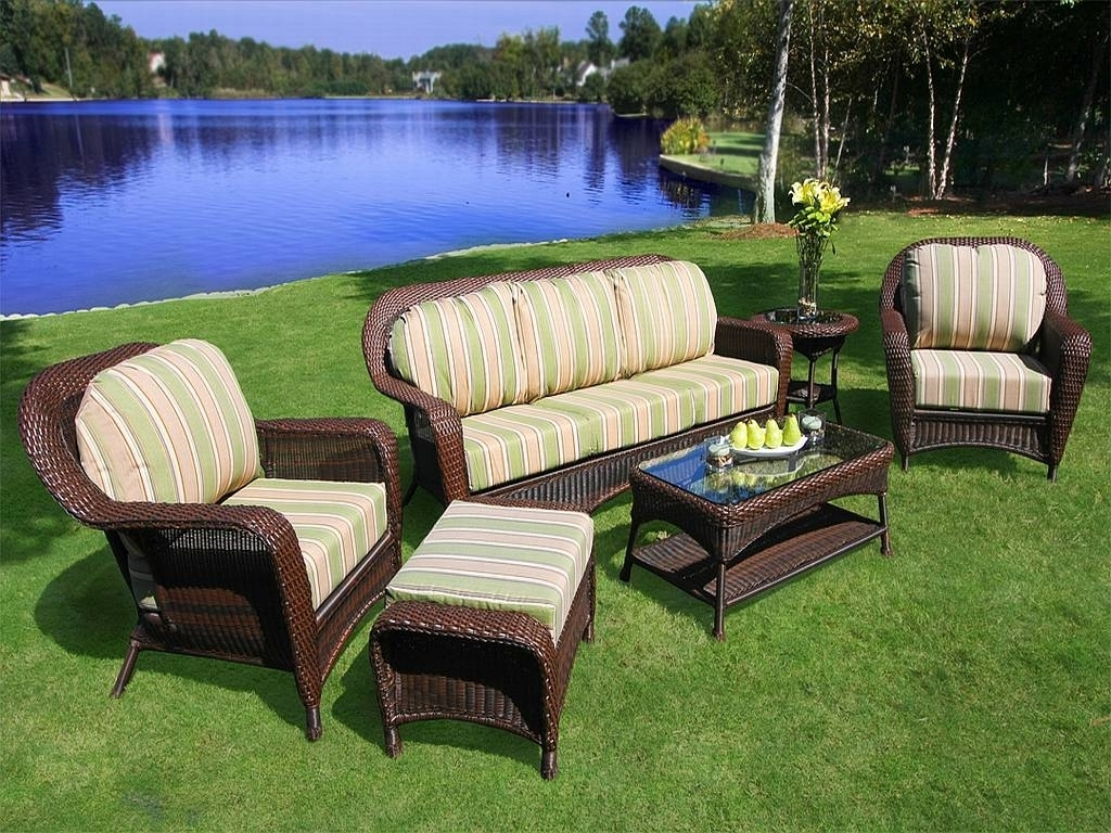 Photo Gallery Of Pier One Patio Conversation Sets Showing 4 Of 20