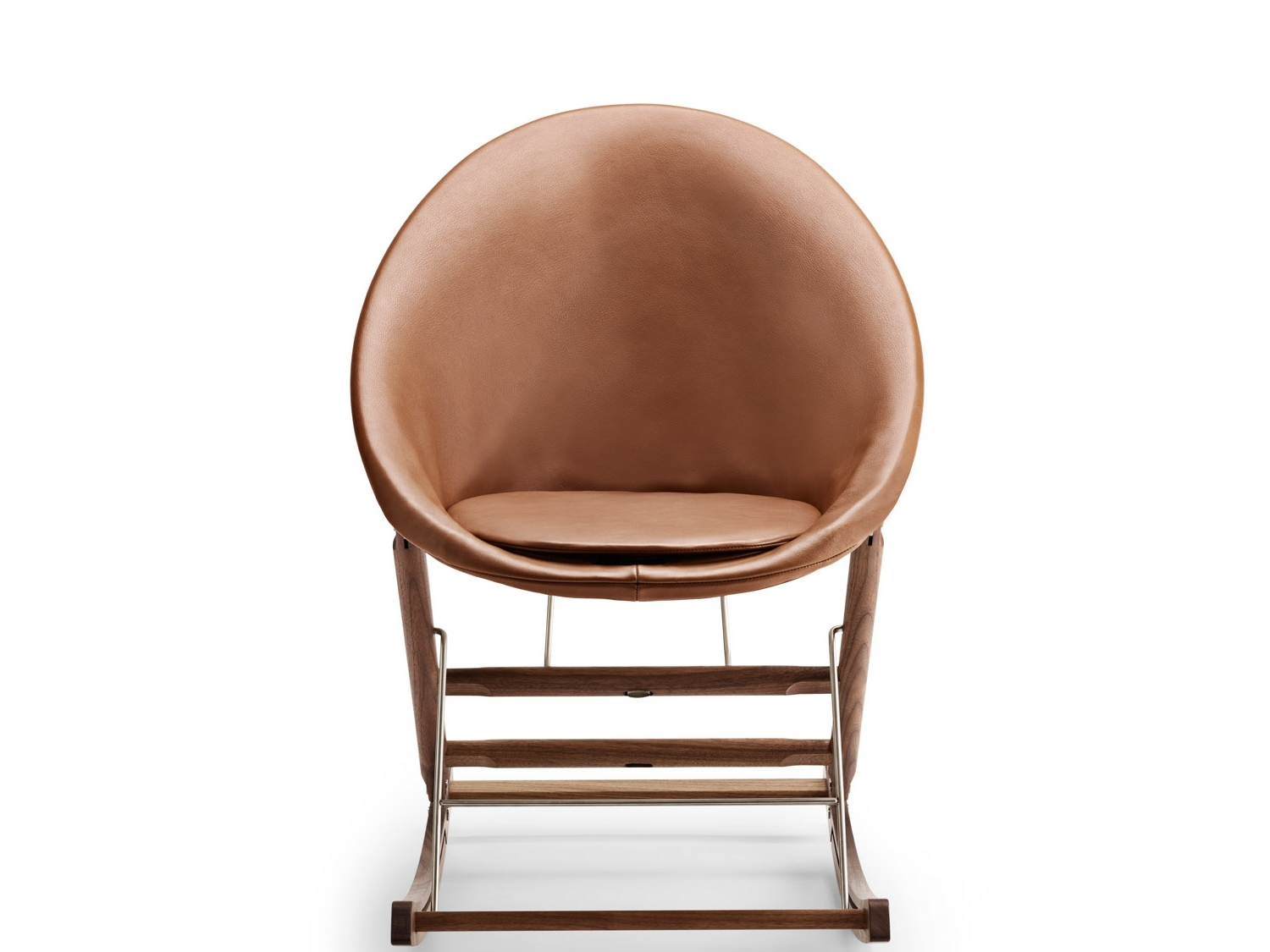 Carl Hansen & Son, An Exclusive Interview With The Designer Anker Throughout Well Known Rocking Chairs For Small Spaces (View 6 of 20)