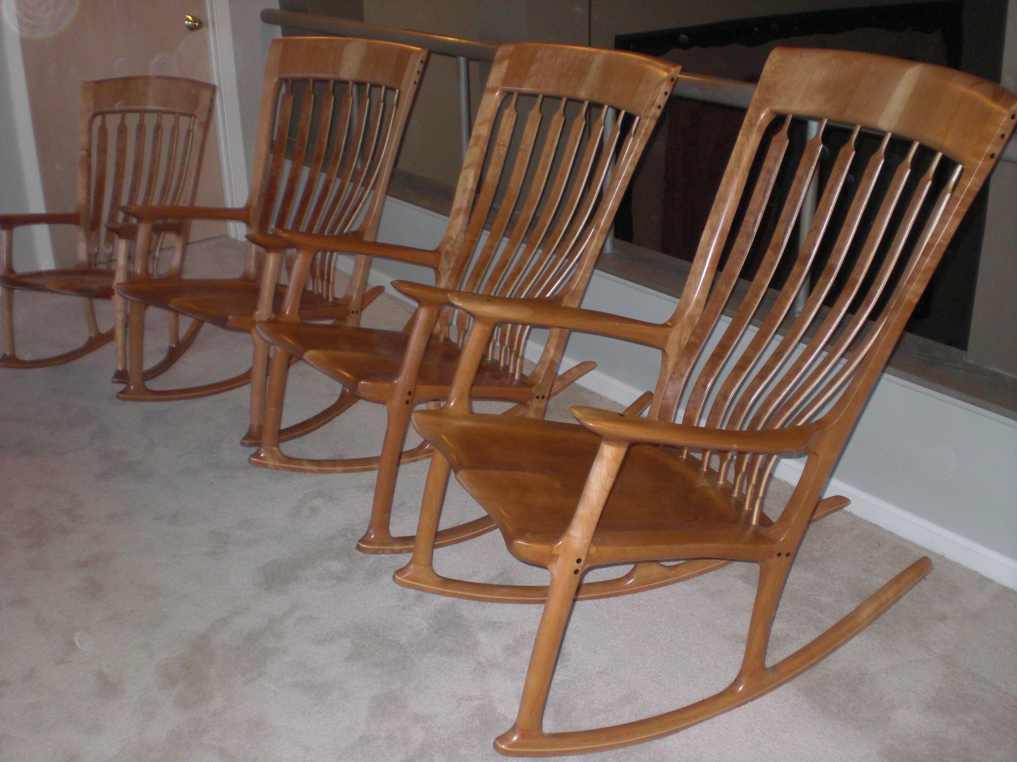 Chair Sizing – Rocking Chairsr. C (View 5 of 20)