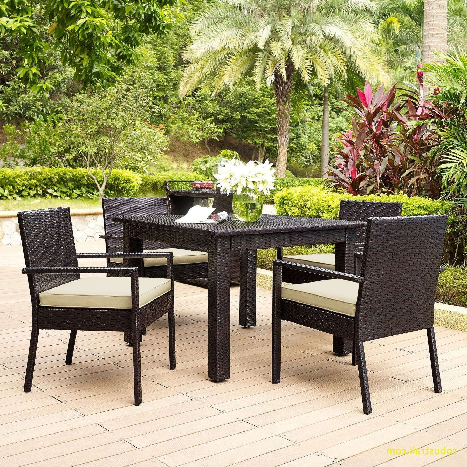 Chair : Used Patio Furniture Plastic Dining Sets Wicker Rocking In Trendy Used Patio Rocking Chairs (View 2 of 20)