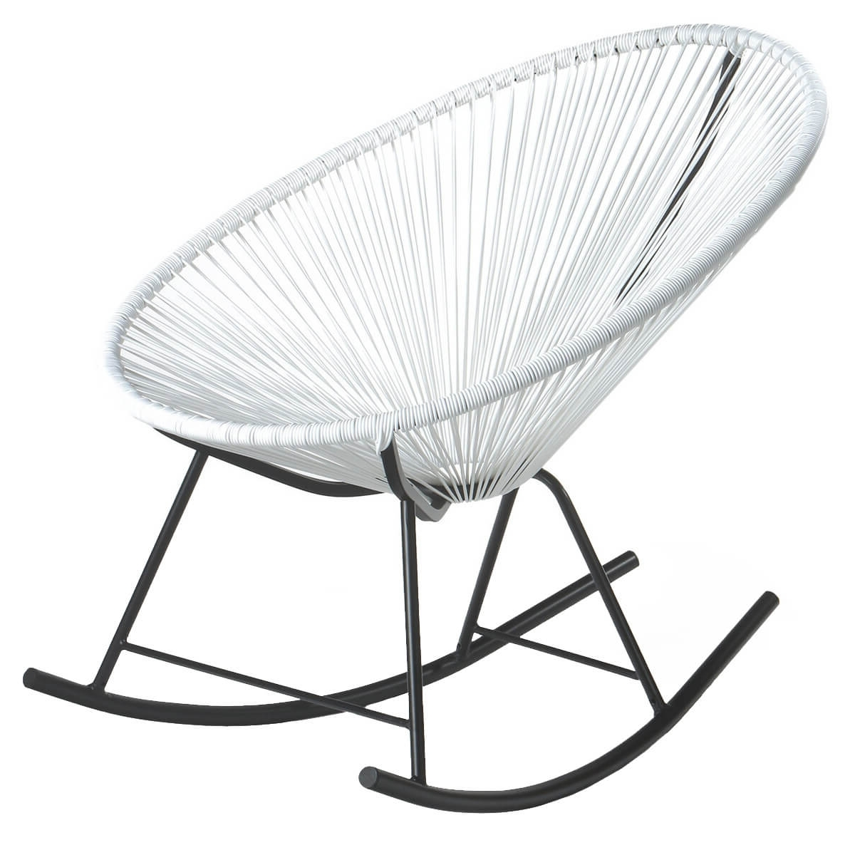 Charles Bentley Retro Rocking Chair – Buydirect4U Intended For Well Known Retro Rocking Chairs (View 4 of 20)