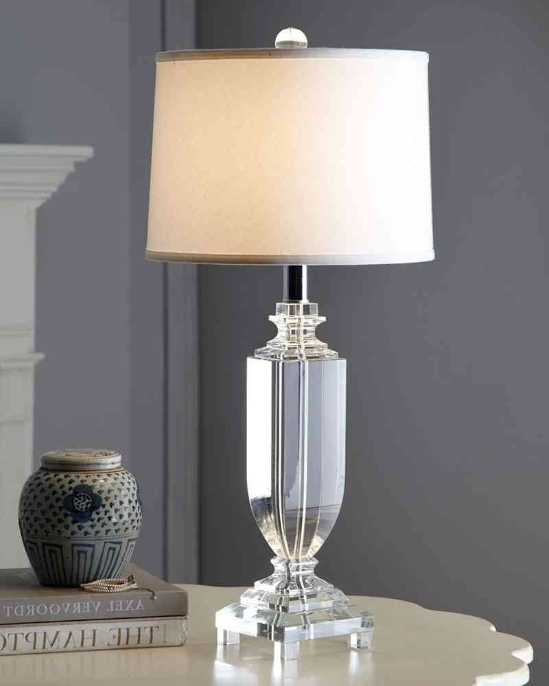 Childrens Bedroom Lamps Regarding Well Known Crystal Living Room Table Lamps (View 2 of 20)