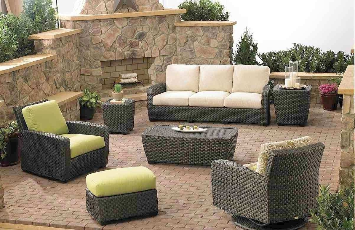 Photo Gallery Of Patio Conversation Sets At Lowes Showing 16 Of 20 Photos