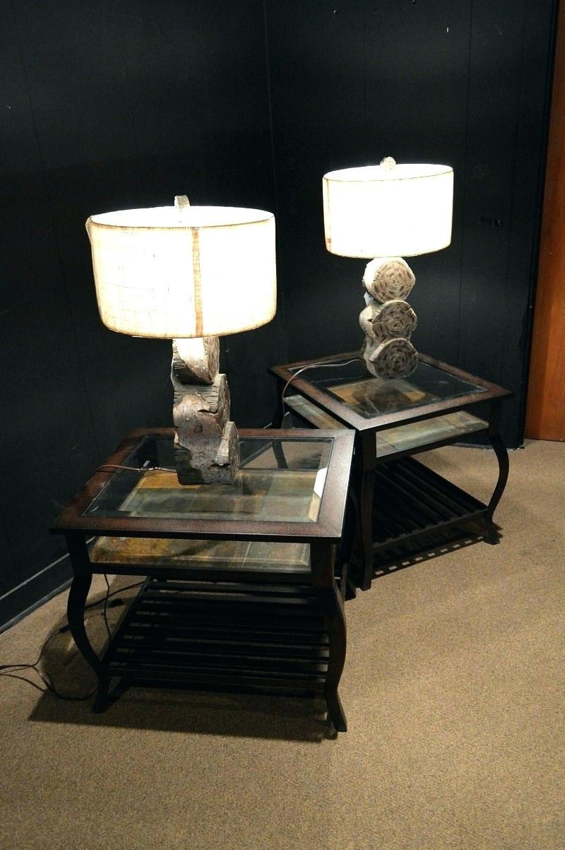 Coffee Grinder Table Lamps Living Room Lamp Shades End Decoration With Well Liked Table Lamps For Living Room (View 9 of 20)