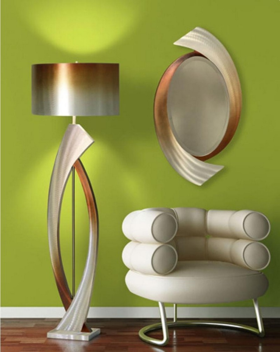 Contemporary Floor Lamps For More Decorative Elements – Traba Homes Throughout Trendy Unique Table Lamps Living Room (View 4 of 20)