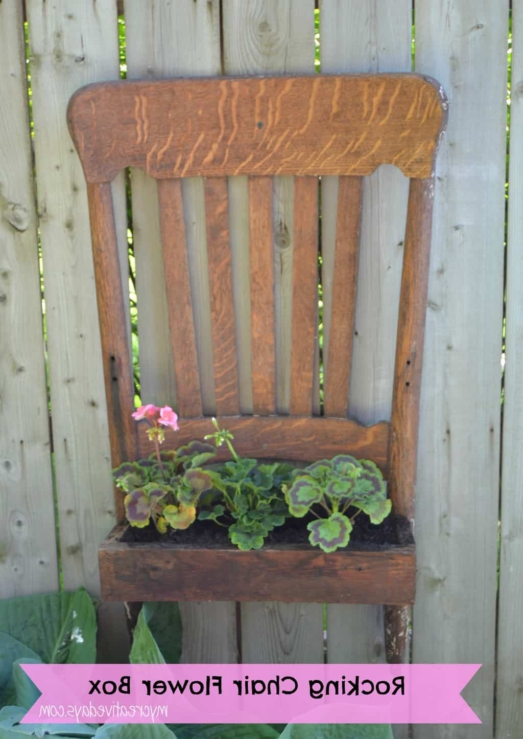 Current Diy Rocking Chair Upcycle Tutorial – My Creative Days With Regard To Upcycled Rocking Chairs (View 5 of 20)