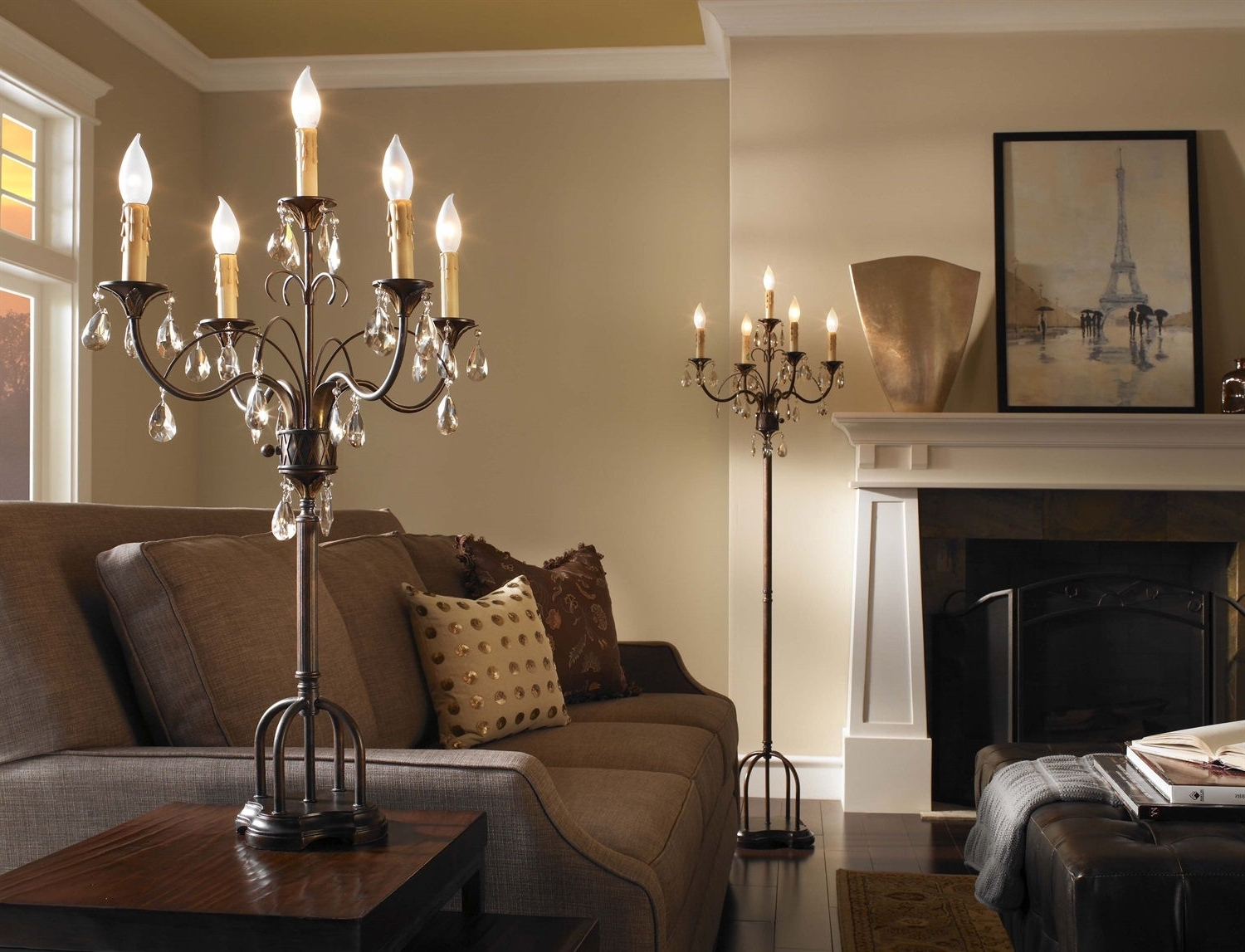 Current Living Room Living Spaces Table Lamps Grey Bedside Table Lamps For Tall Living Room Table Lamps (View 10 of 20)